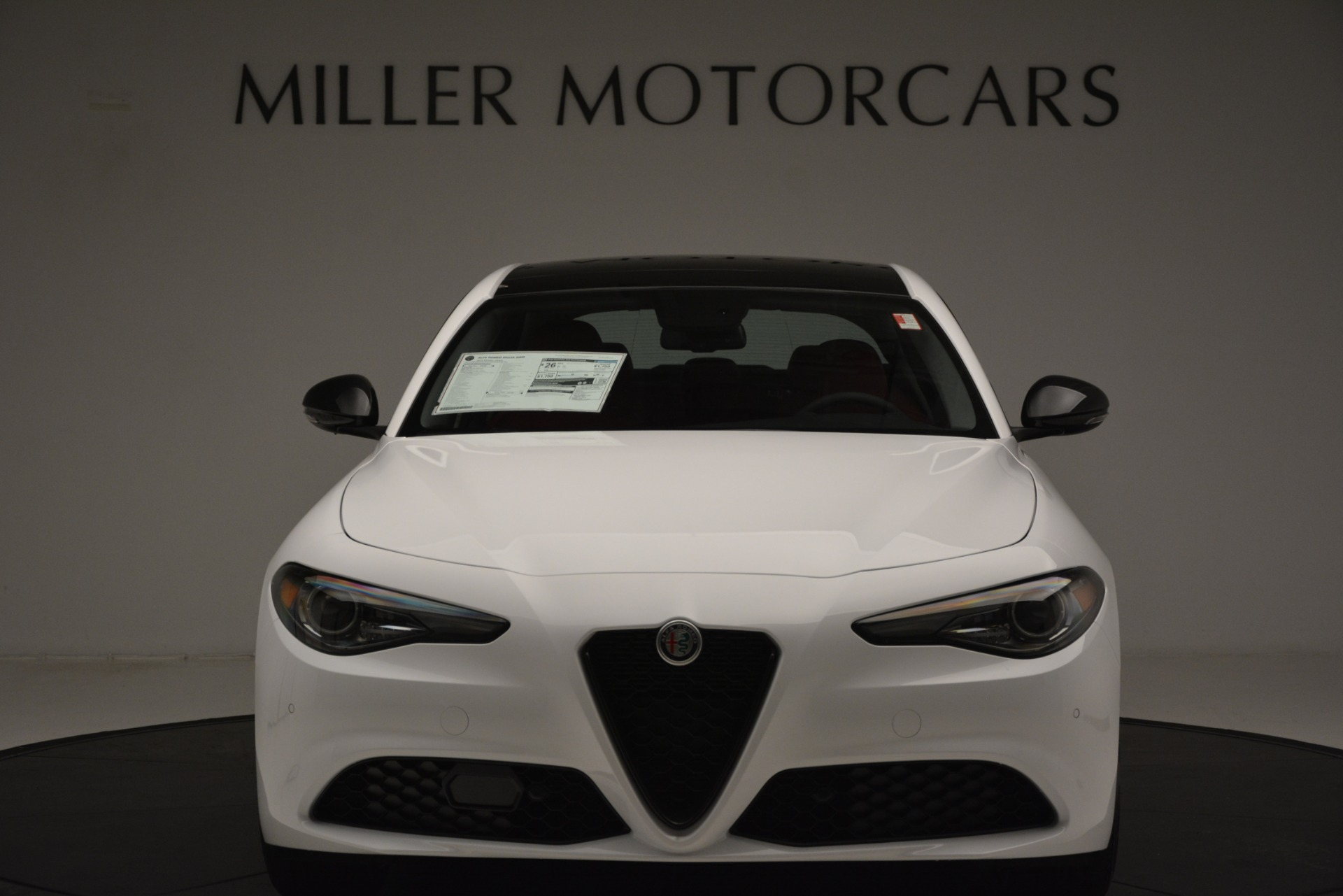 New 2019 Alfa Romeo Giulia Q4 For Sale In Greenwich, CT 3279_p12