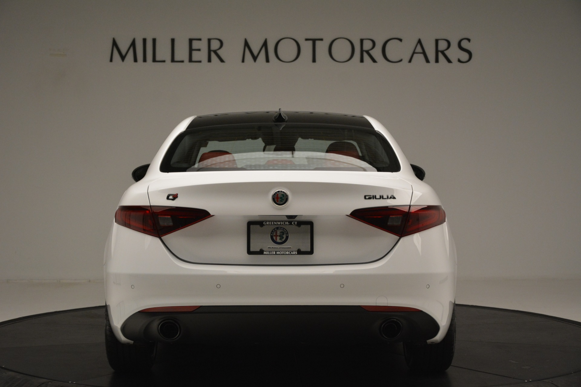 New 2019 Alfa Romeo Giulia Q4 For Sale In Greenwich, CT 3279_p6
