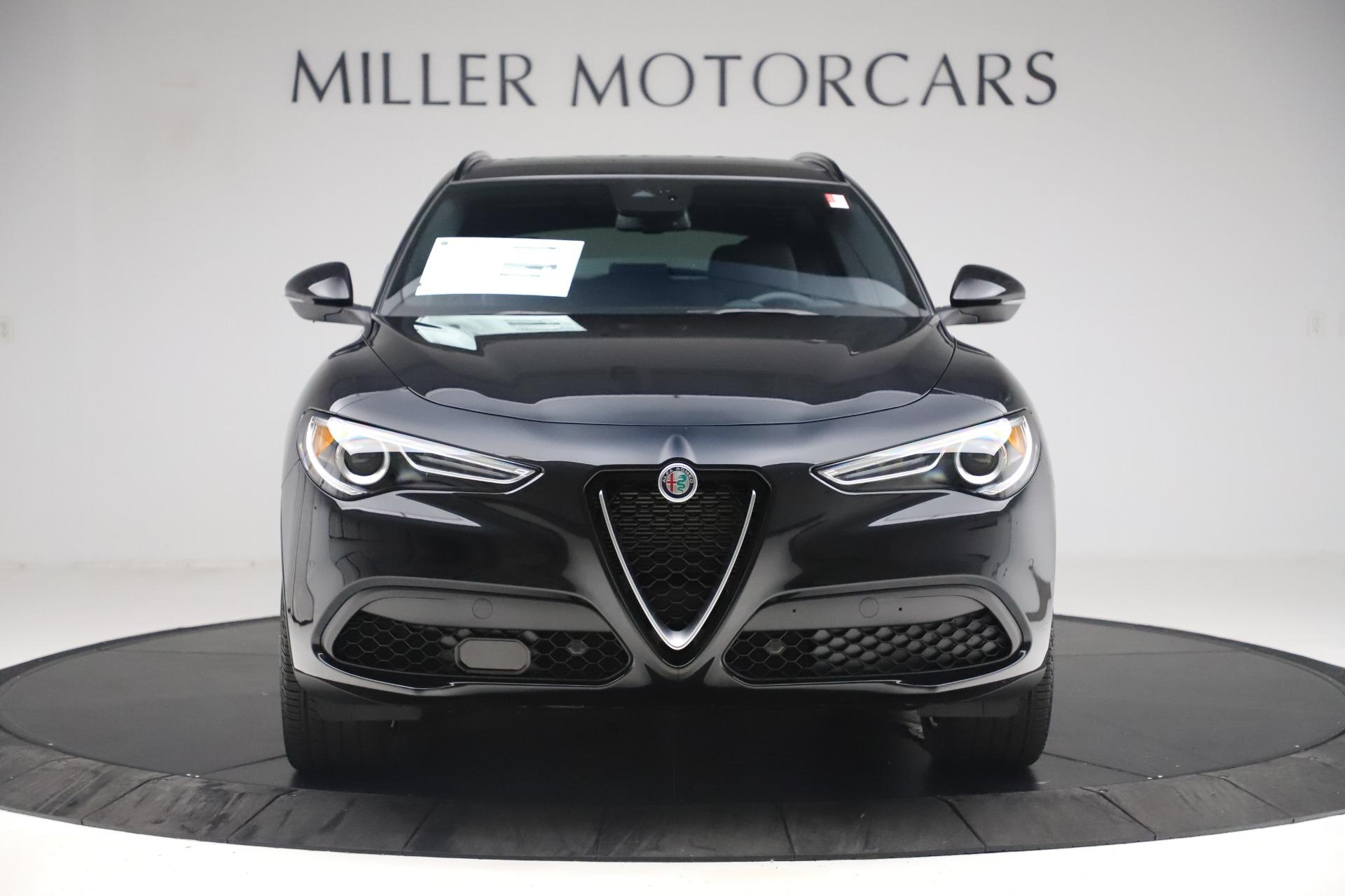 New 2019 Alfa Romeo Stelvio Ti Sport Q4 For Sale In Greenwich, CT 3283_p12