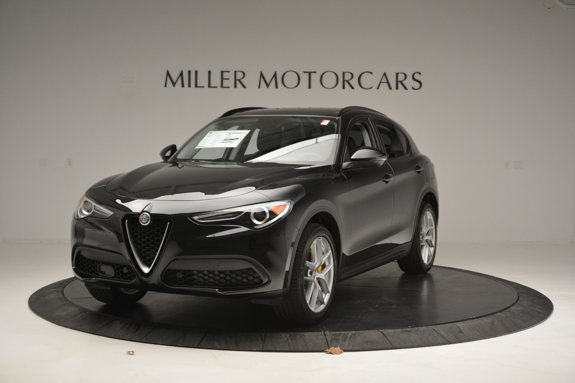 New 2019 Alfa Romeo Stelvio Ti Sport Q4 For Sale In Greenwich, CT 3284_main