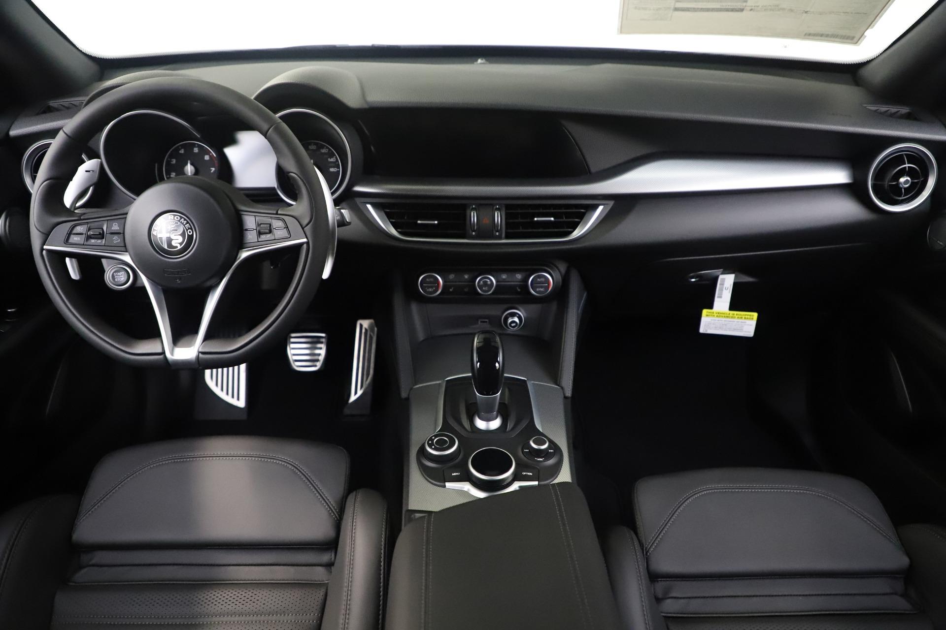 New 2019 Alfa Romeo Stelvio Ti Sport Q4 For Sale In Greenwich, CT 3284_p14