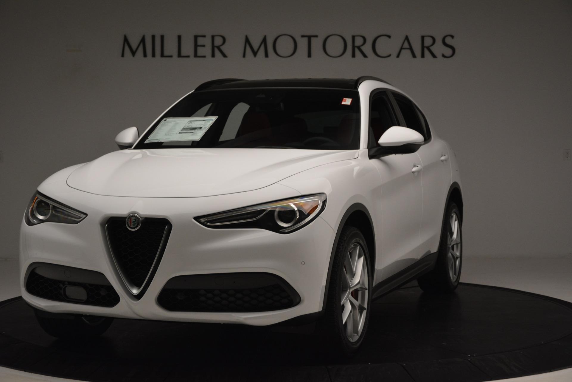 New 2019 Alfa Romeo Stelvio Ti Sport Q4 For Sale In Greenwich, CT 3286_main