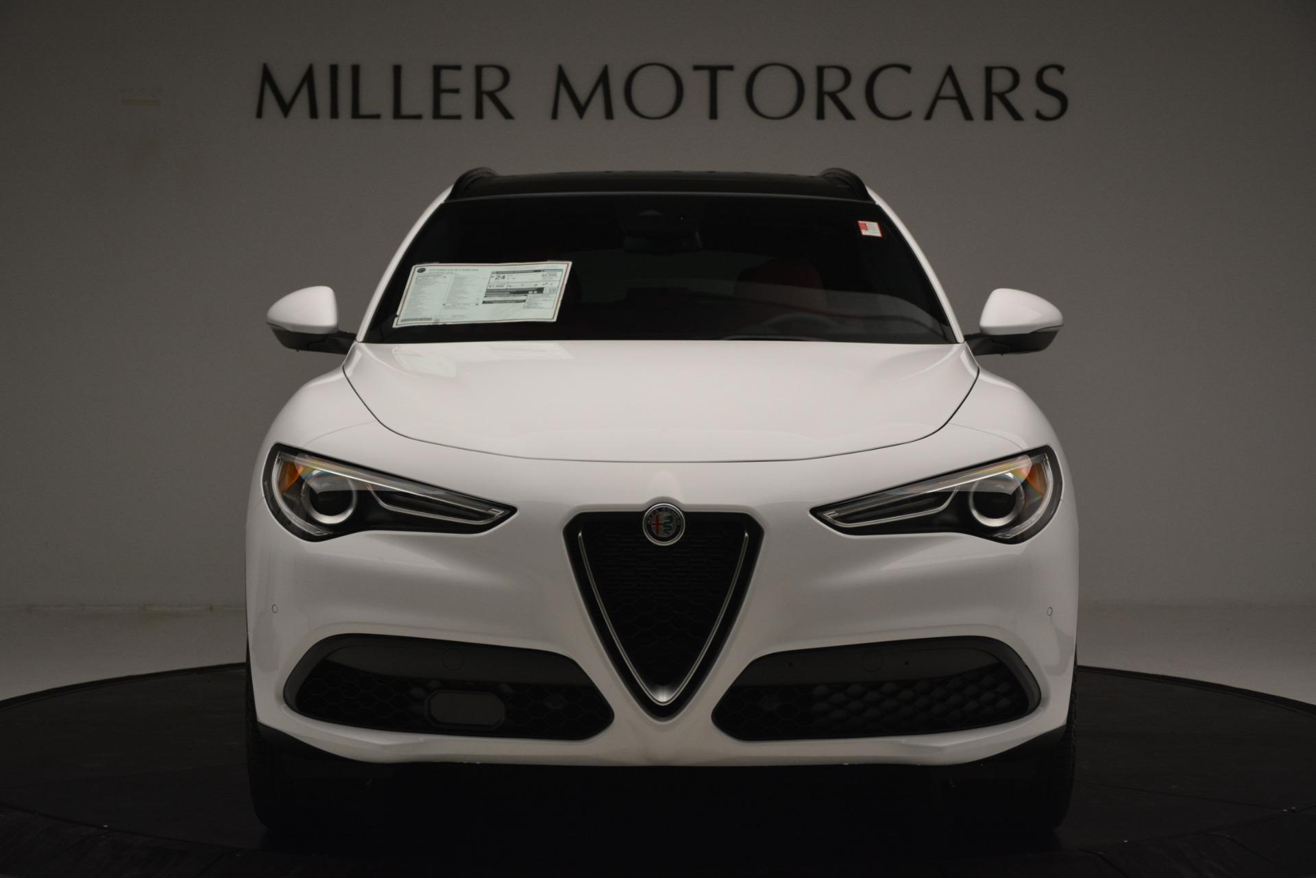 New 2019 Alfa Romeo Stelvio Ti Sport Q4 For Sale In Greenwich, CT 3286_p12