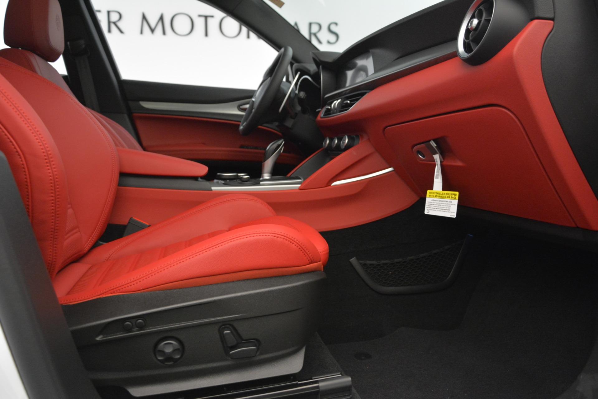 New 2019 Alfa Romeo Stelvio Ti Sport Q4 For Sale In Greenwich, CT 3286_p23