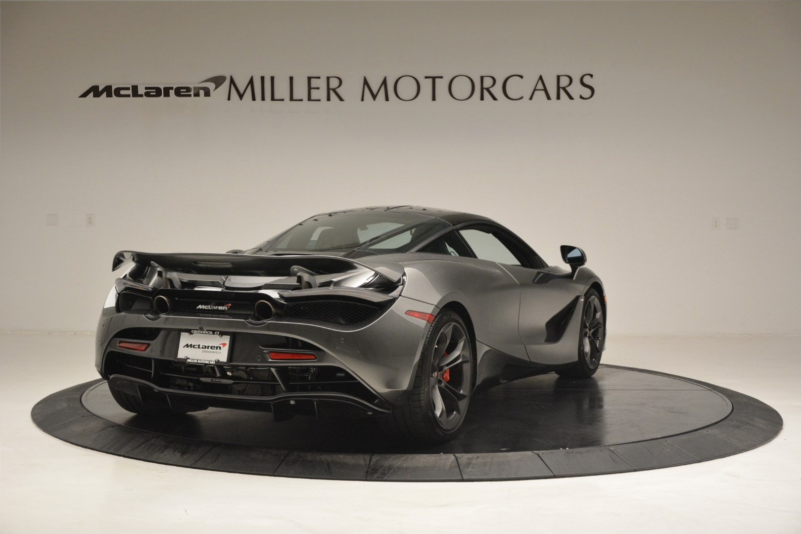 Used 2018 McLaren 720S Coupe For Sale In Greenwich, CT 3287_p6