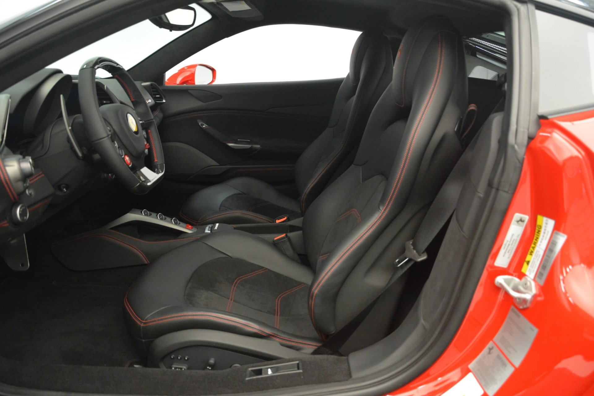 Used 2018 Ferrari 488 GTB  For Sale In Greenwich, CT 3288_p16