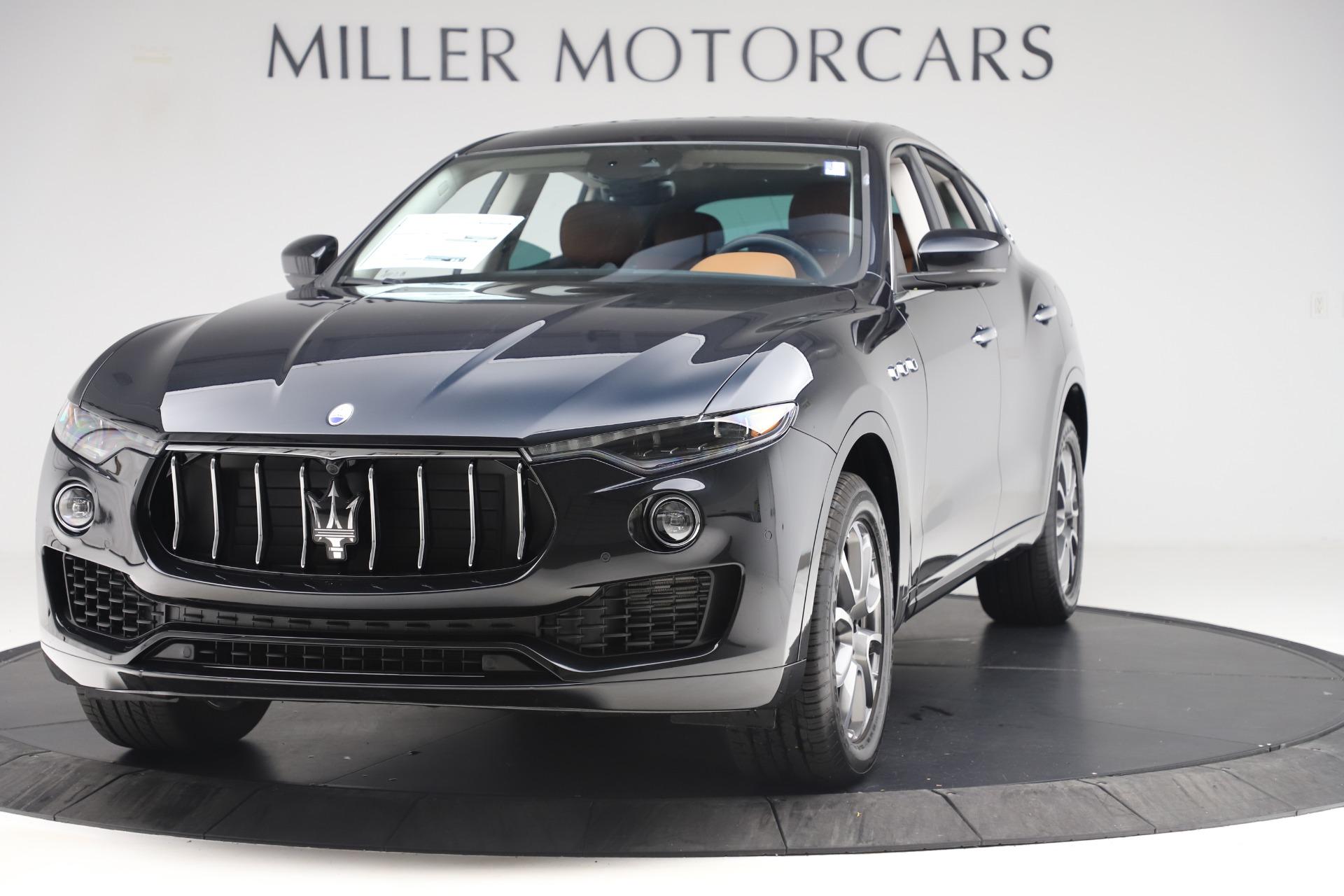 New 2019 Maserati Levante Q4 For Sale In Greenwich, CT 3289_main