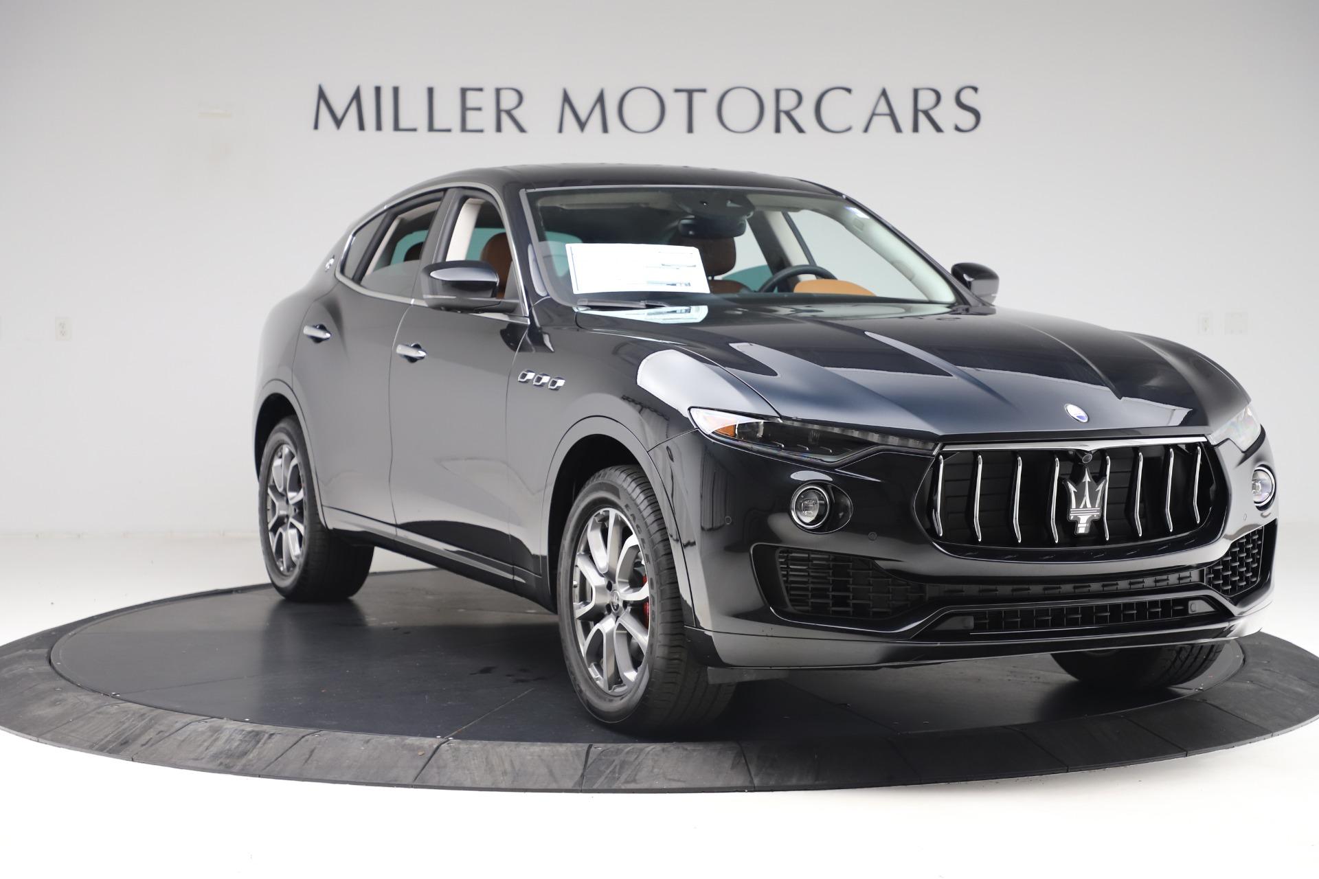 New 2019 Maserati Levante Q4 For Sale In Greenwich, CT 3289_p11