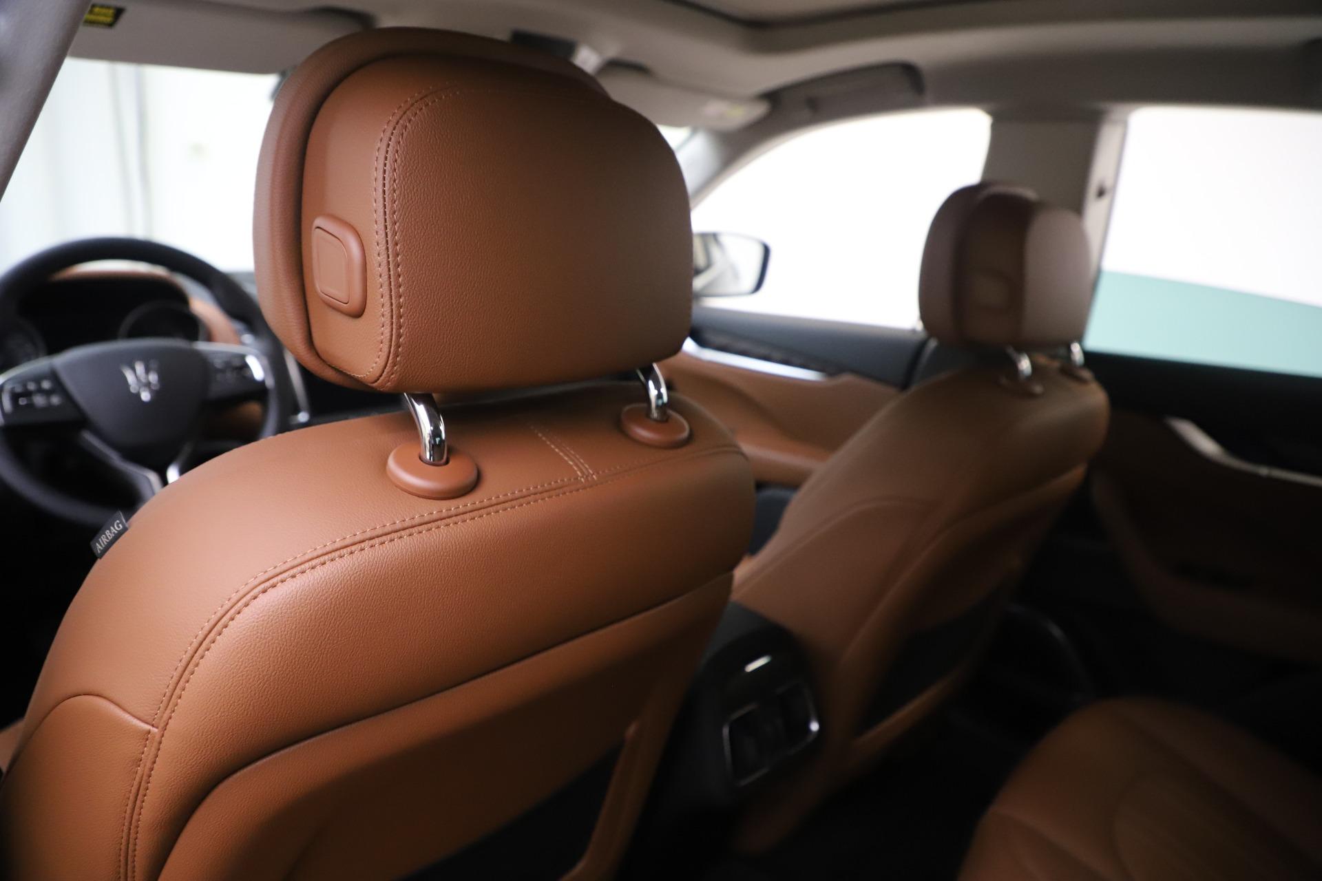 New 2019 Maserati Levante Q4 For Sale In Greenwich, CT 3289_p20