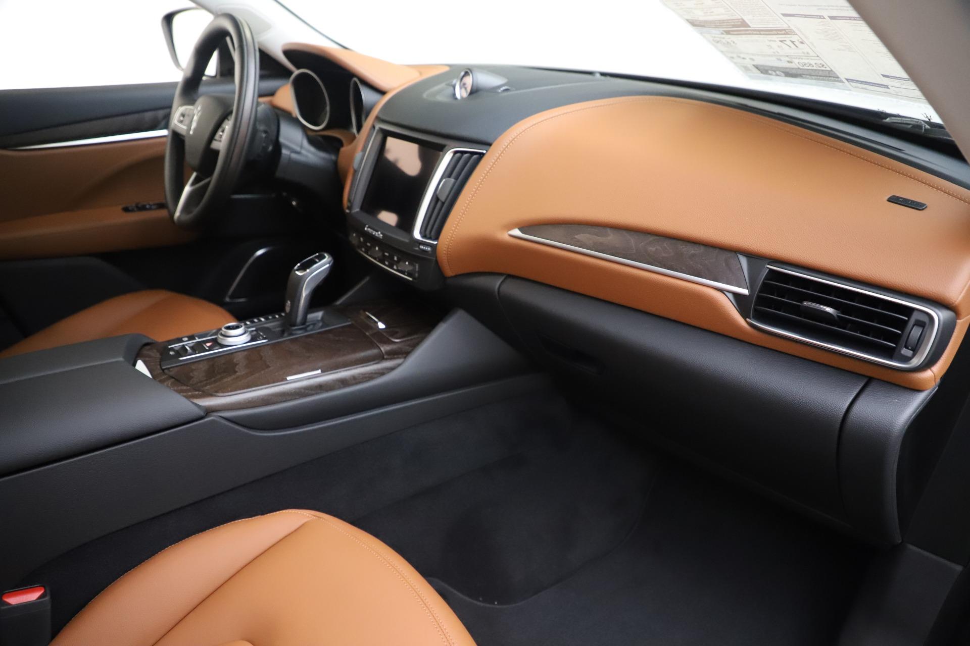 New 2019 Maserati Levante Q4 For Sale In Greenwich, CT 3289_p22