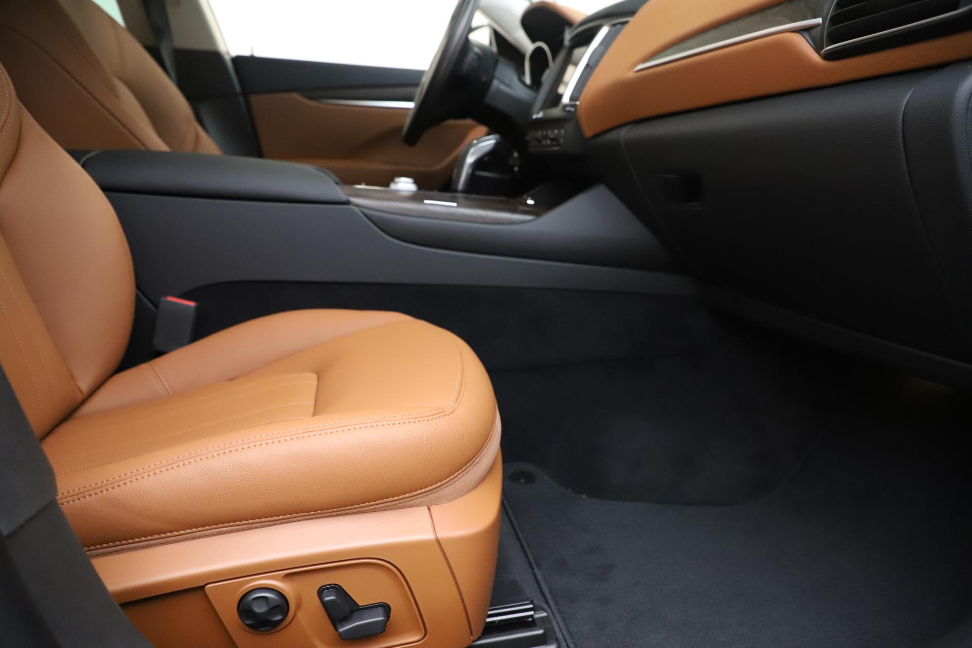 New 2019 Maserati Levante Q4 For Sale In Greenwich, CT 3289_p23