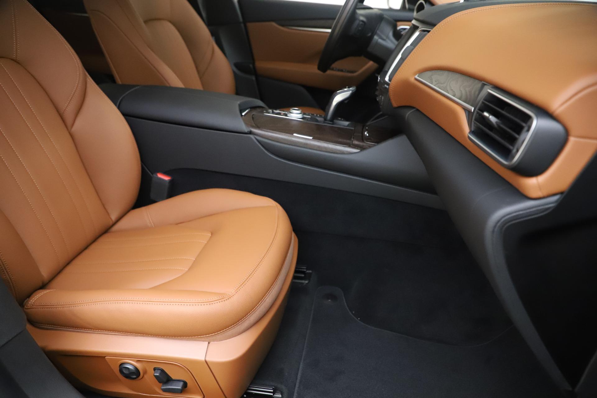 New 2019 Maserati Levante Q4 For Sale In Greenwich, CT 3289_p24