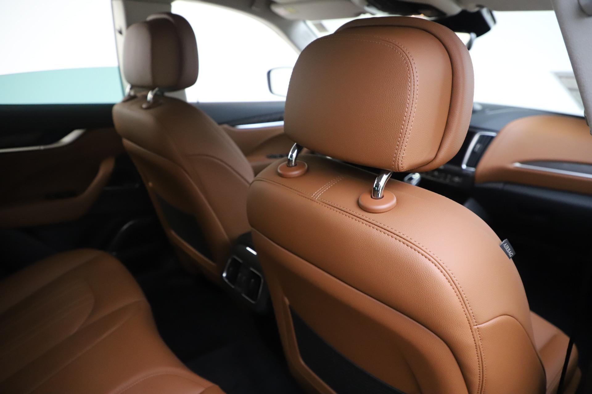 New 2019 Maserati Levante Q4 For Sale In Greenwich, CT 3289_p28