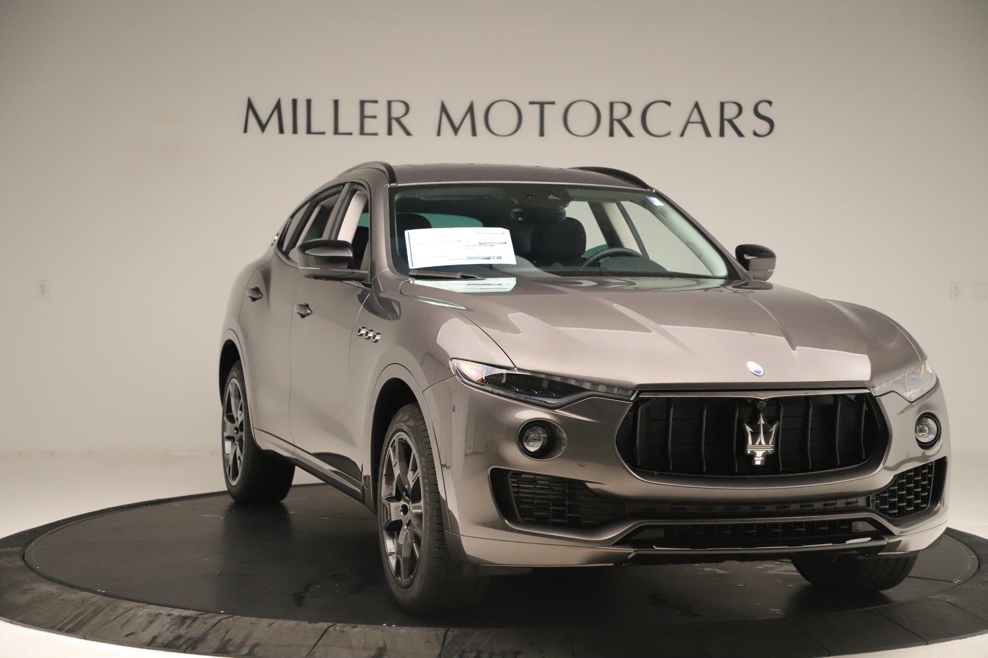 New 2019 Maserati Levante Q4 Nerissimo For Sale In Greenwich, CT 3290_p11