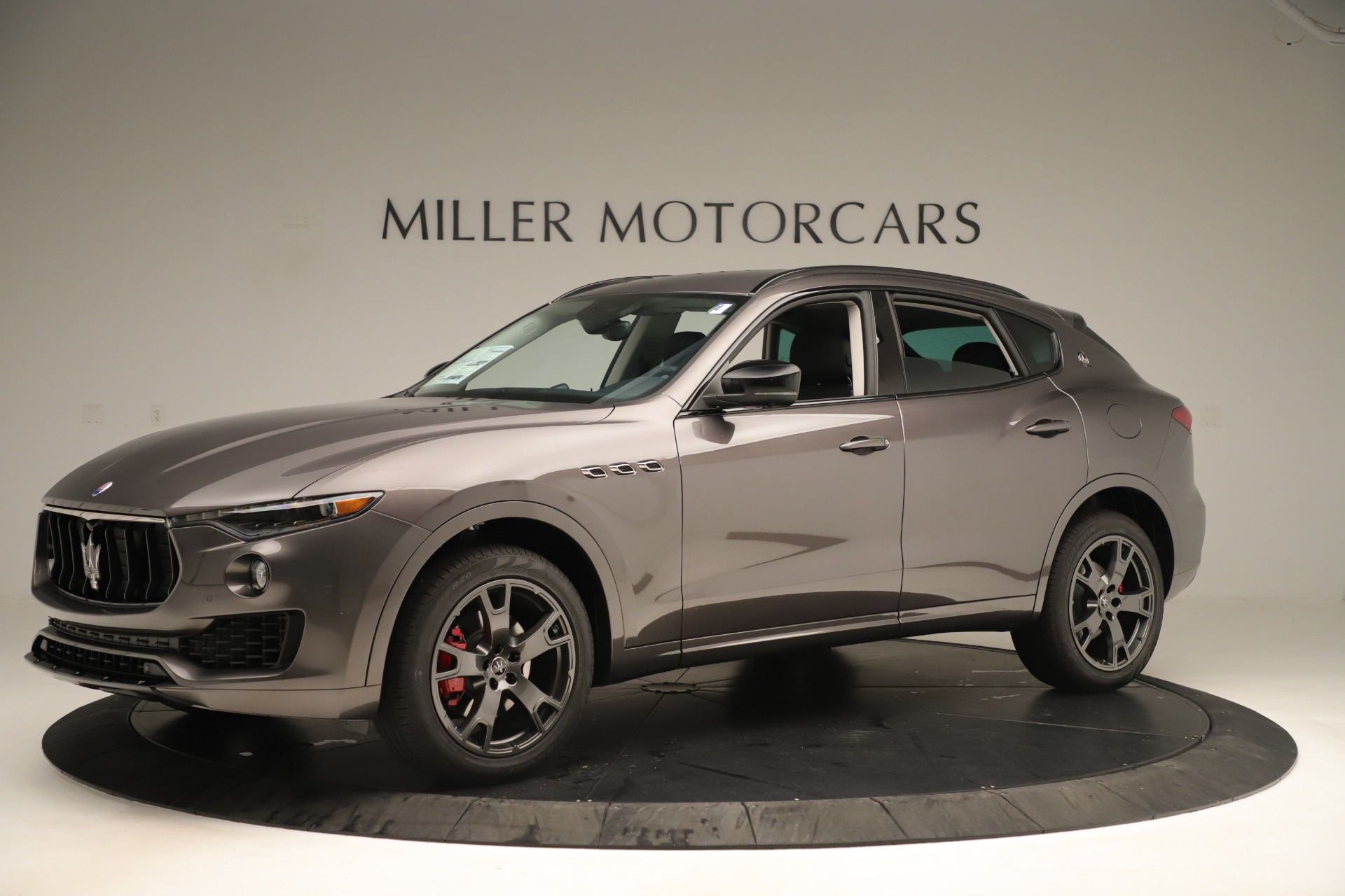New 2019 Maserati Levante Q4 Nerissimo For Sale In Greenwich, CT 3290_p2