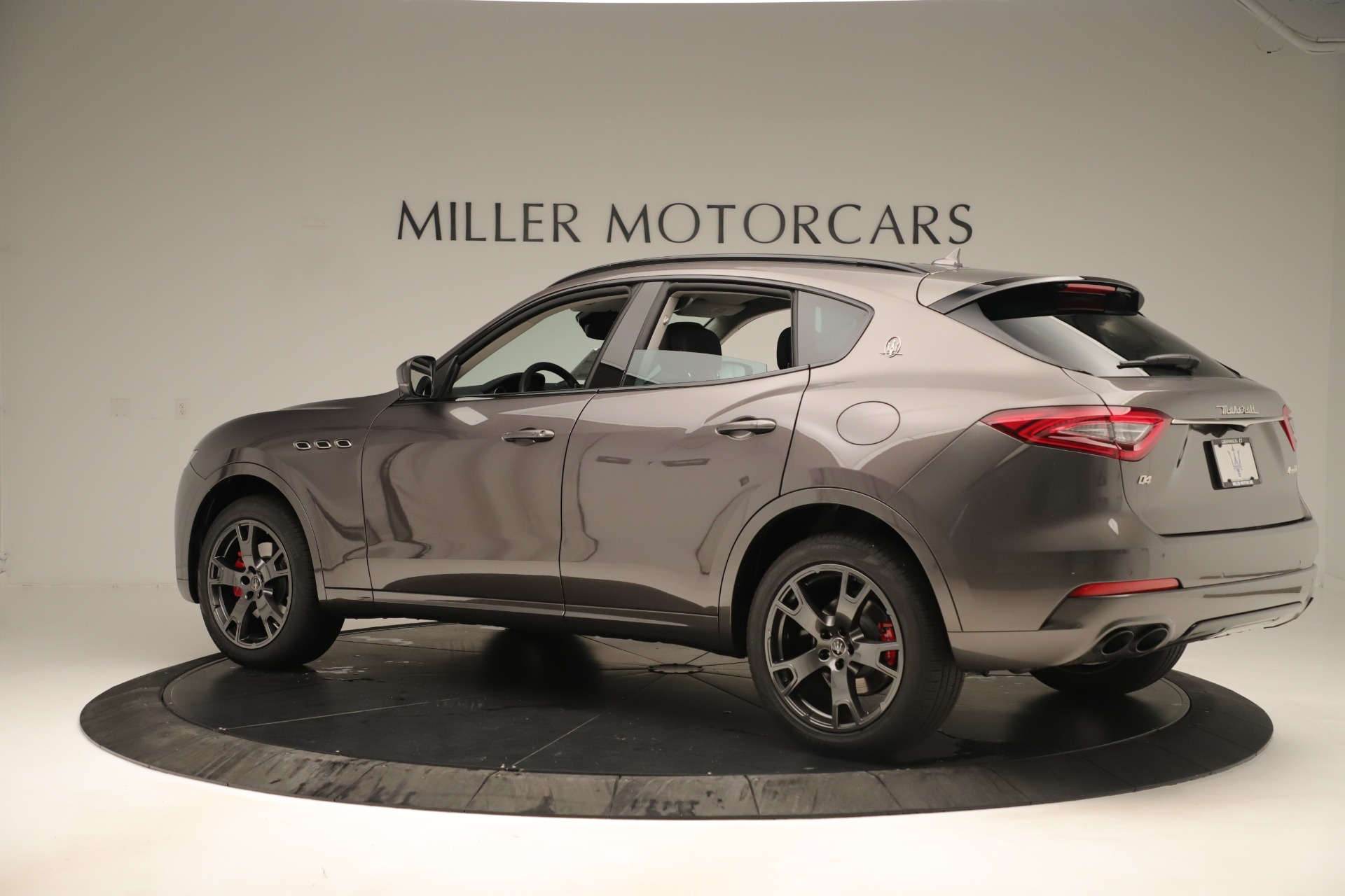 New 2019 Maserati Levante Q4 Nerissimo For Sale In Greenwich, CT 3290_p4