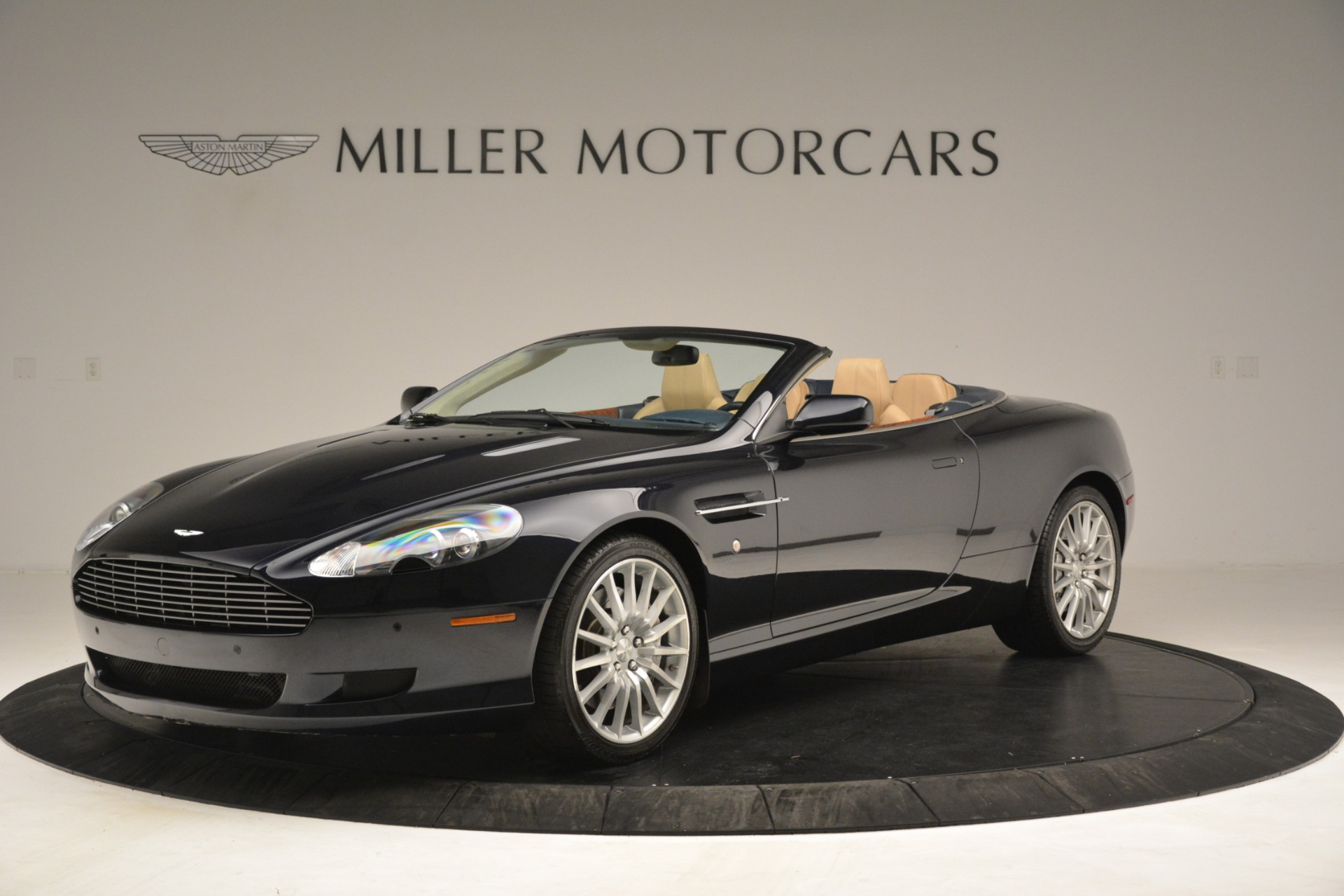 Used 2007 Aston Martin DB9 Convertible For Sale In Greenwich, CT 3291_main