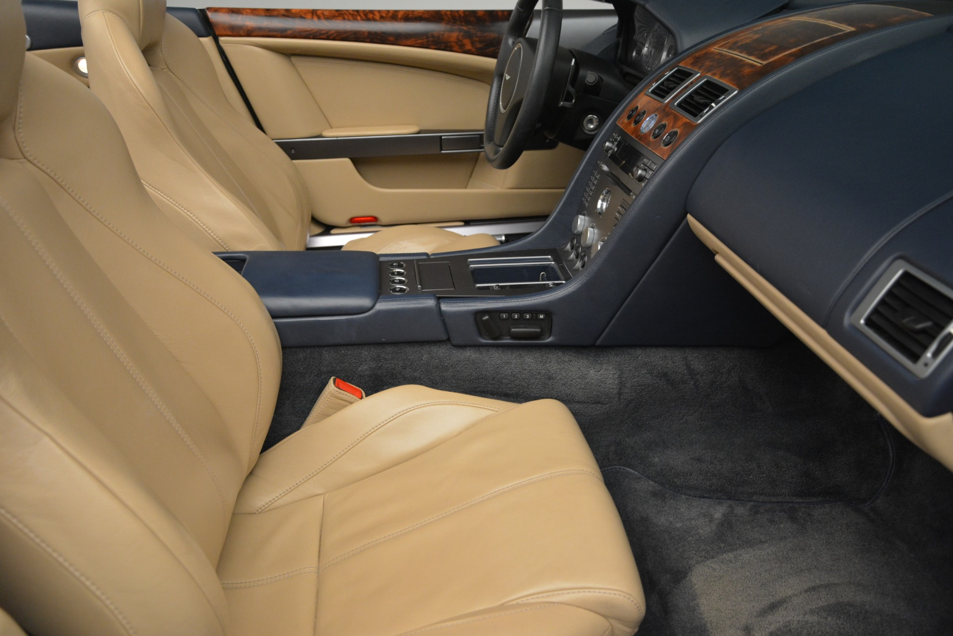Used 2007 Aston Martin DB9 Convertible For Sale In Greenwich, CT 3291_p20