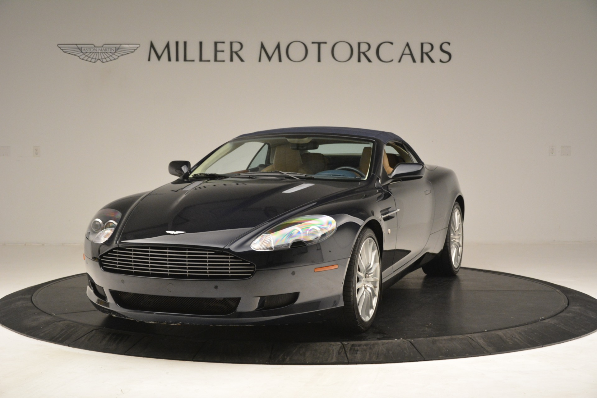 Used 2007 Aston Martin DB9 Convertible For Sale In Greenwich, CT 3291_p22