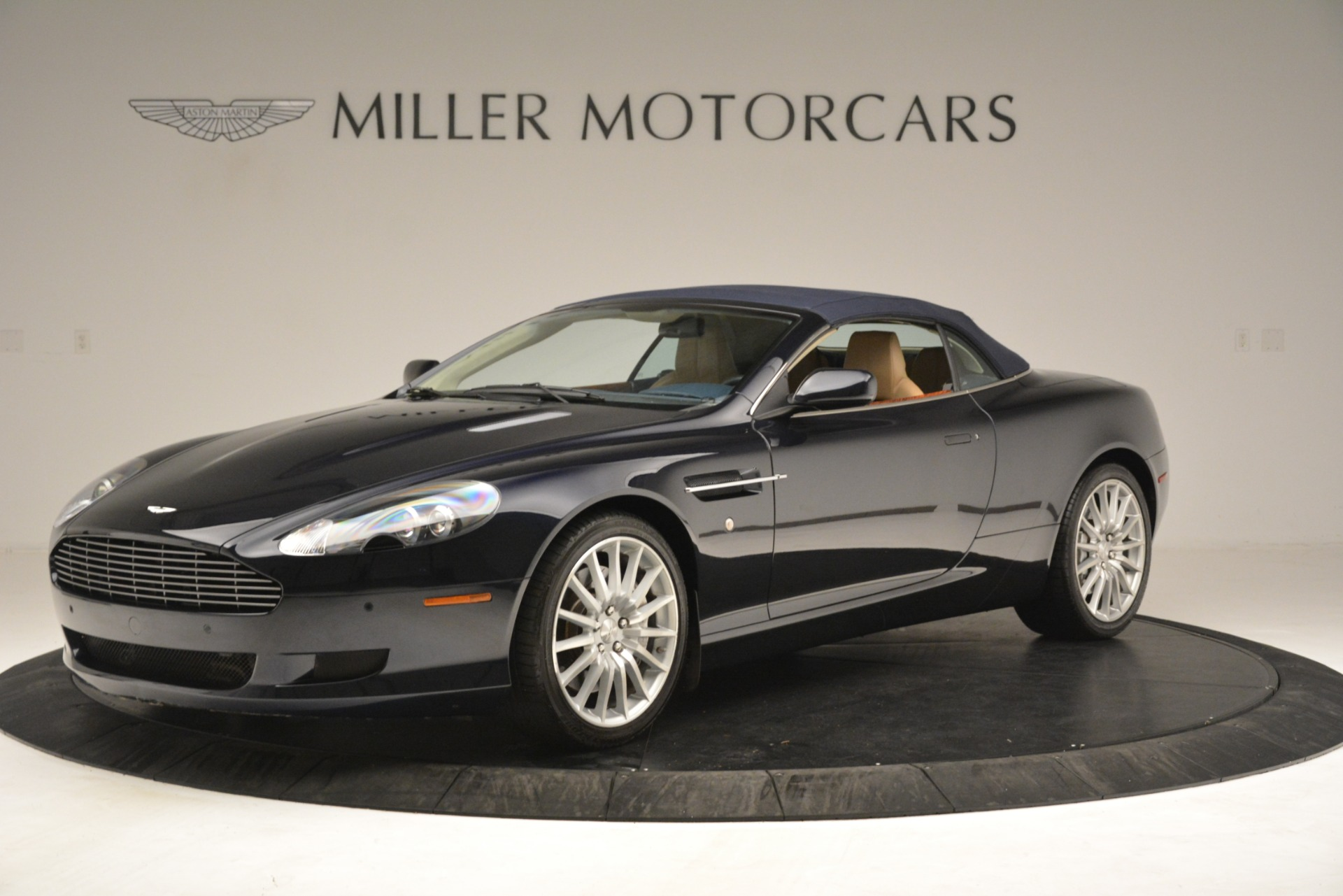 Used 2007 Aston Martin DB9 Convertible For Sale In Greenwich, CT 3291_p23