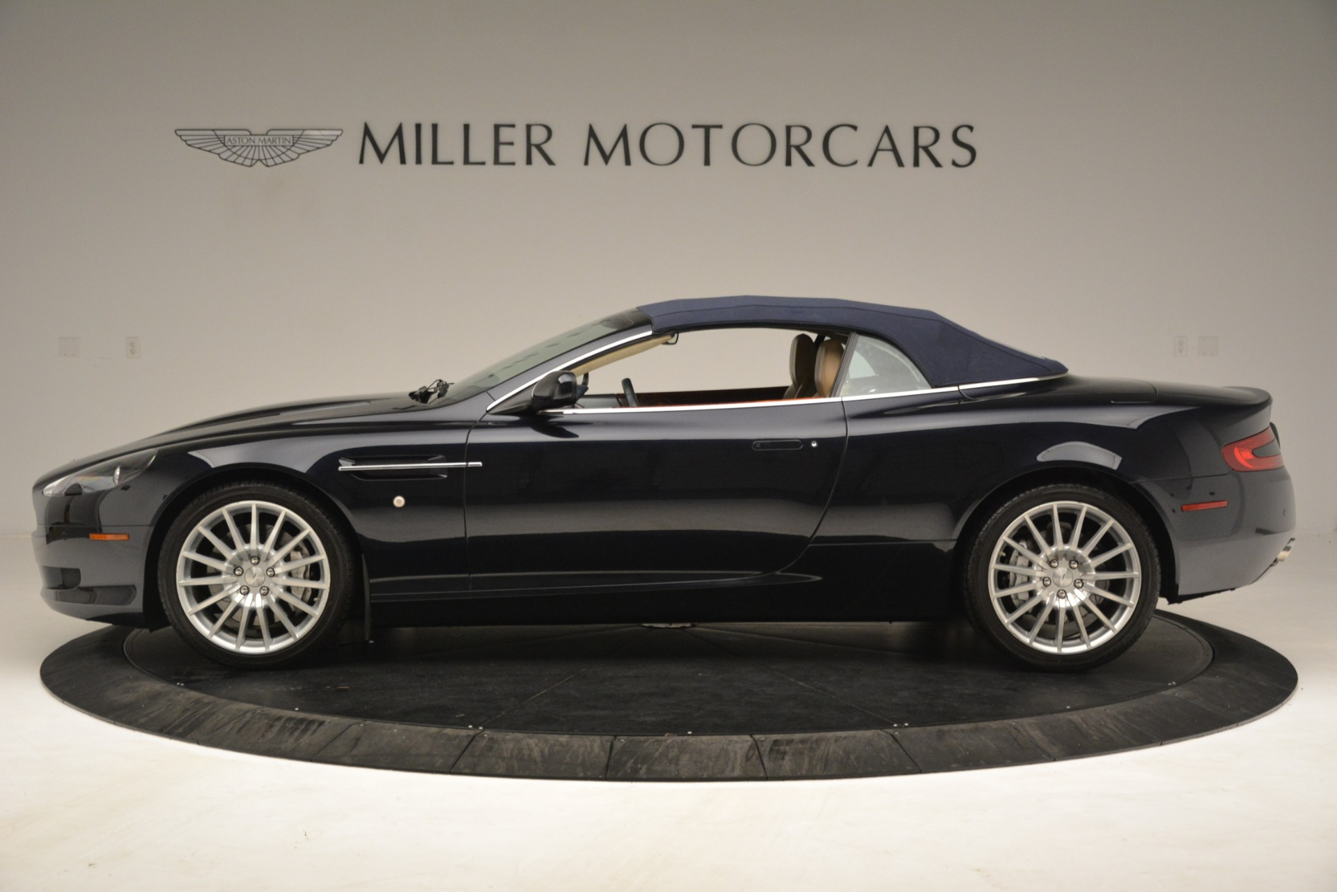Used 2007 Aston Martin DB9 Convertible For Sale In Greenwich, CT 3291_p24