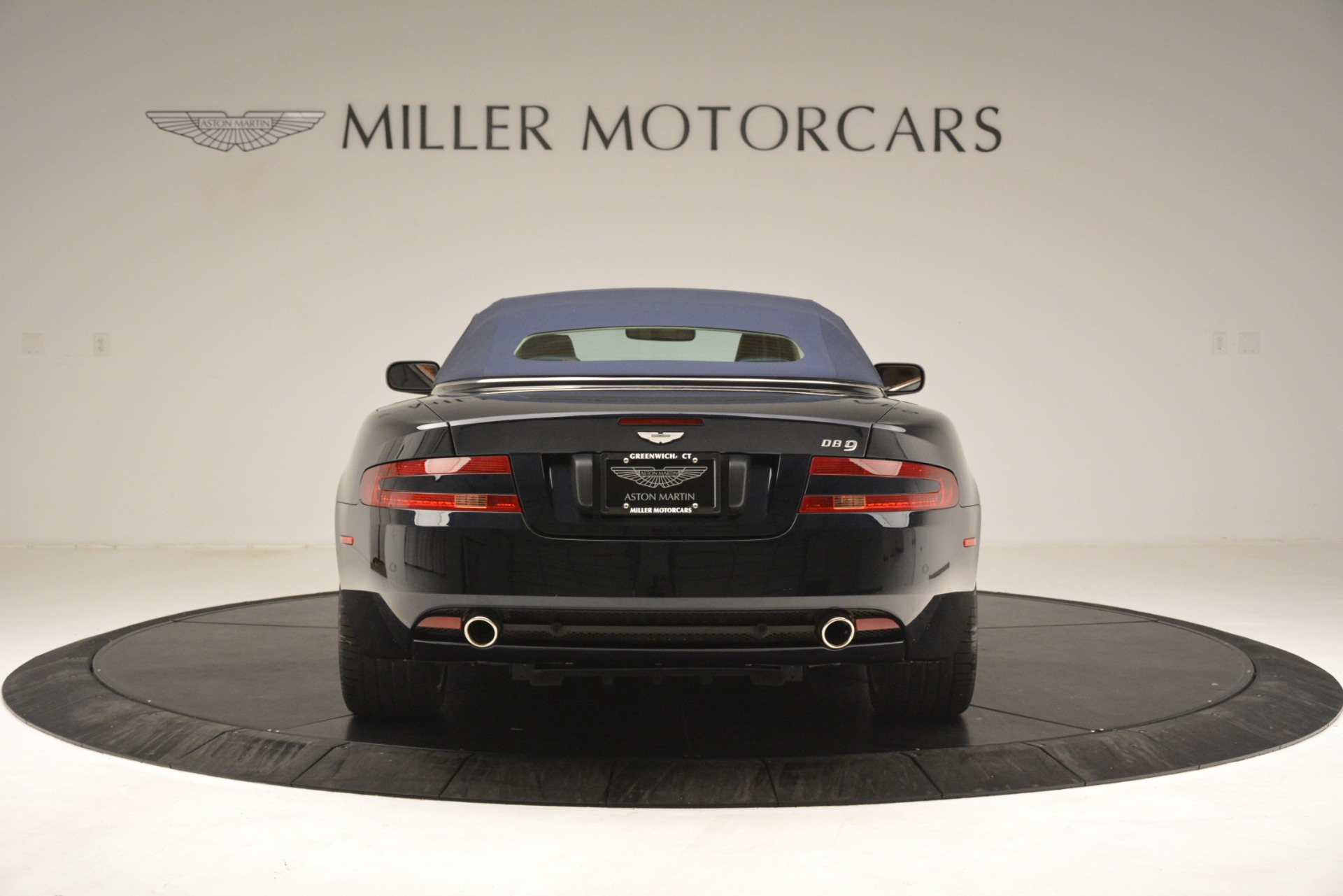 Used 2007 Aston Martin DB9 Convertible For Sale In Greenwich, CT 3291_p27