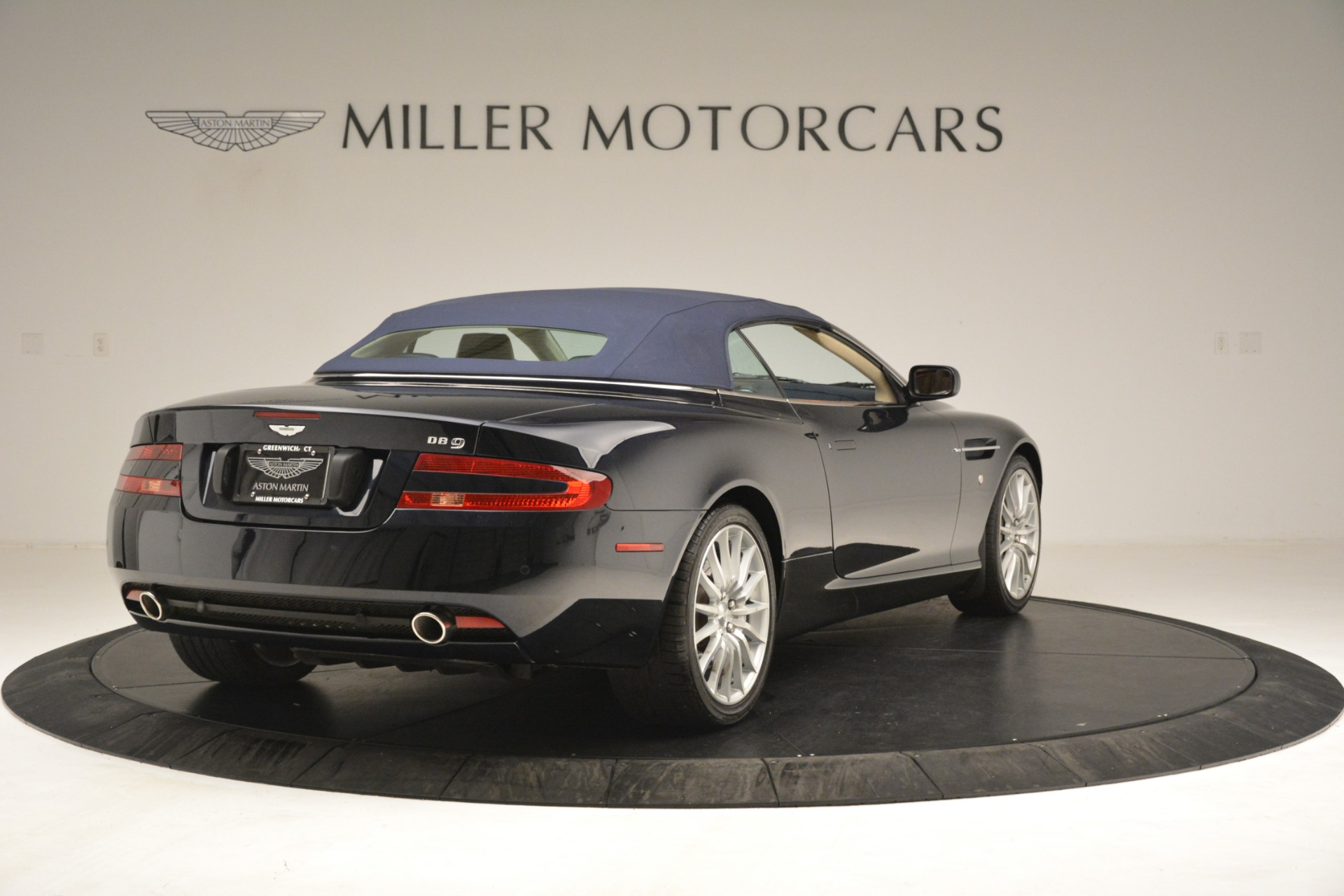 Used 2007 Aston Martin DB9 Convertible For Sale In Greenwich, CT 3291_p28