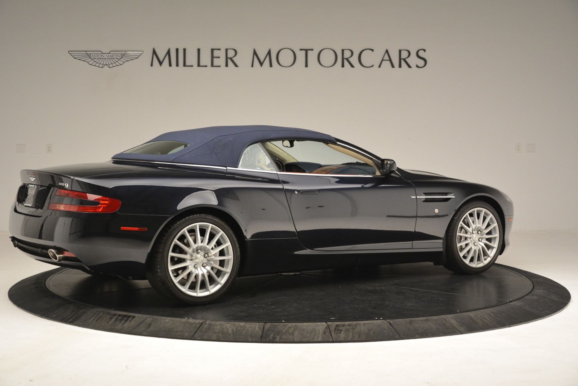 Used 2007 Aston Martin DB9 Convertible For Sale In Greenwich, CT 3291_p29