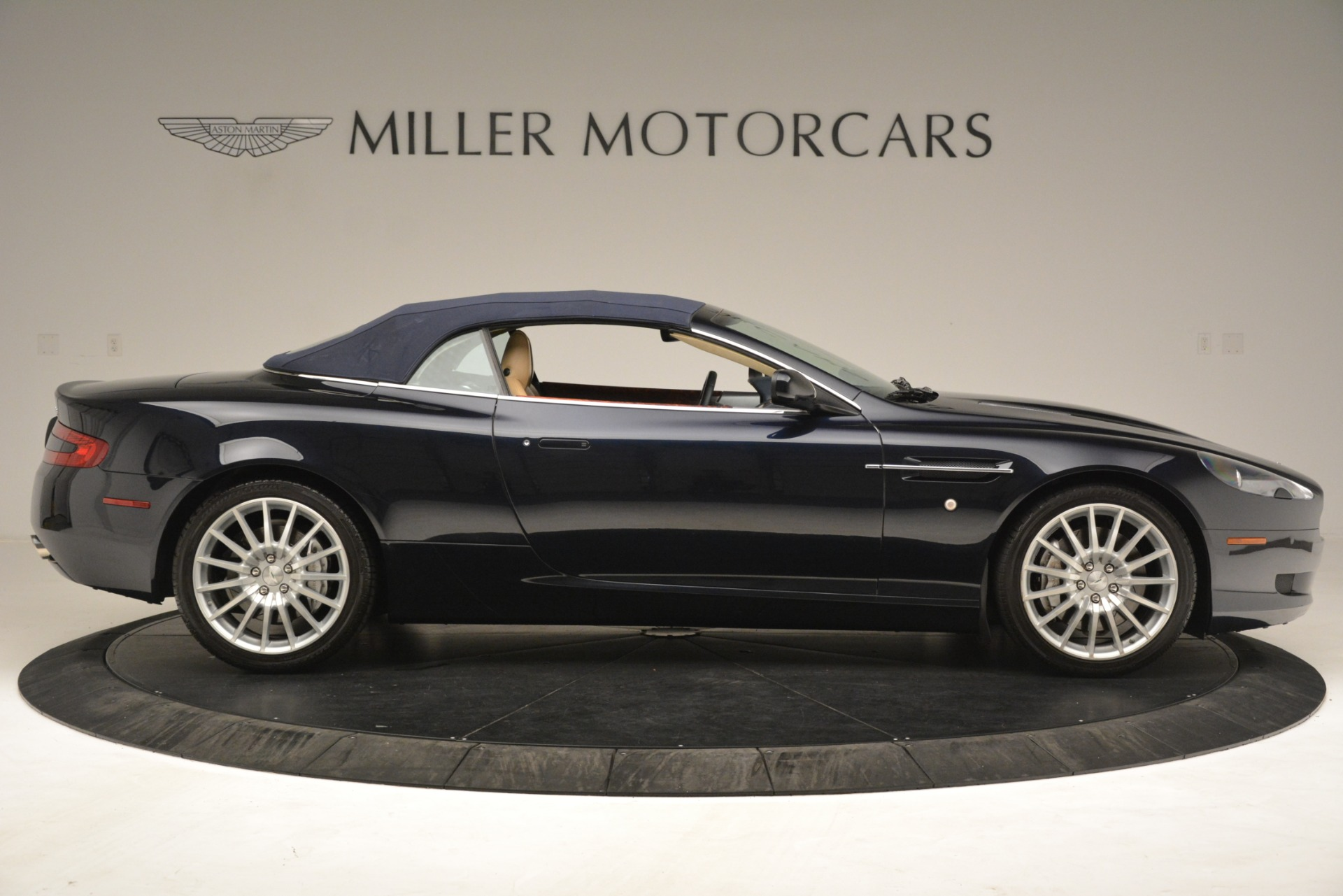 Used 2007 Aston Martin DB9 Convertible For Sale In Greenwich, CT 3291_p30