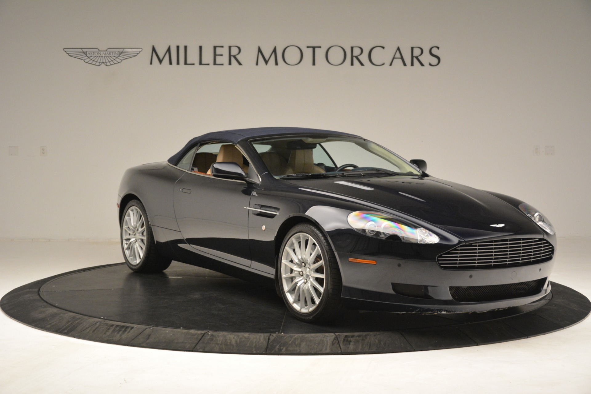 Used 2007 Aston Martin DB9 Convertible For Sale In Greenwich, CT 3291_p31