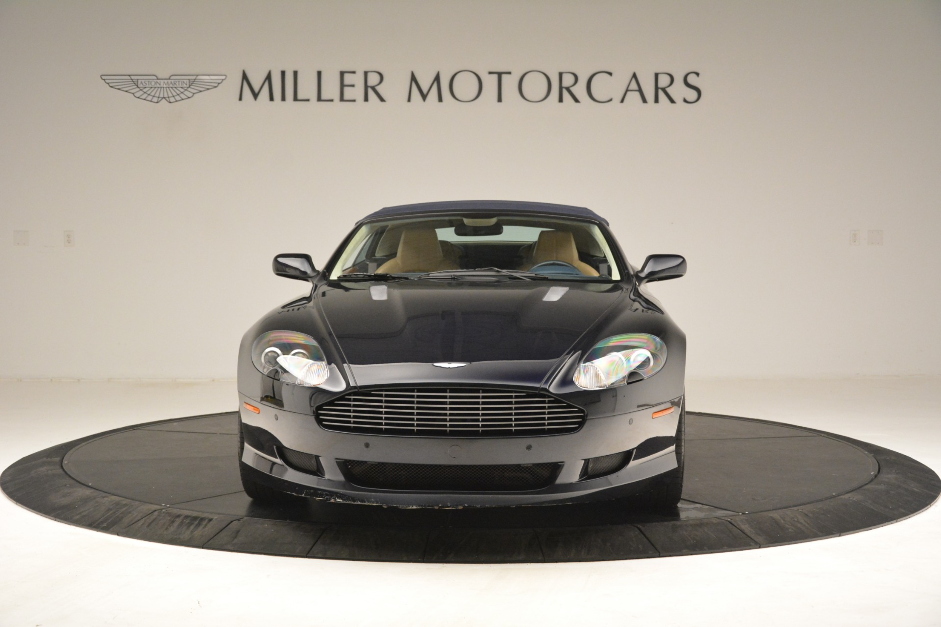 Used 2007 Aston Martin DB9 Convertible For Sale In Greenwich, CT 3291_p33
