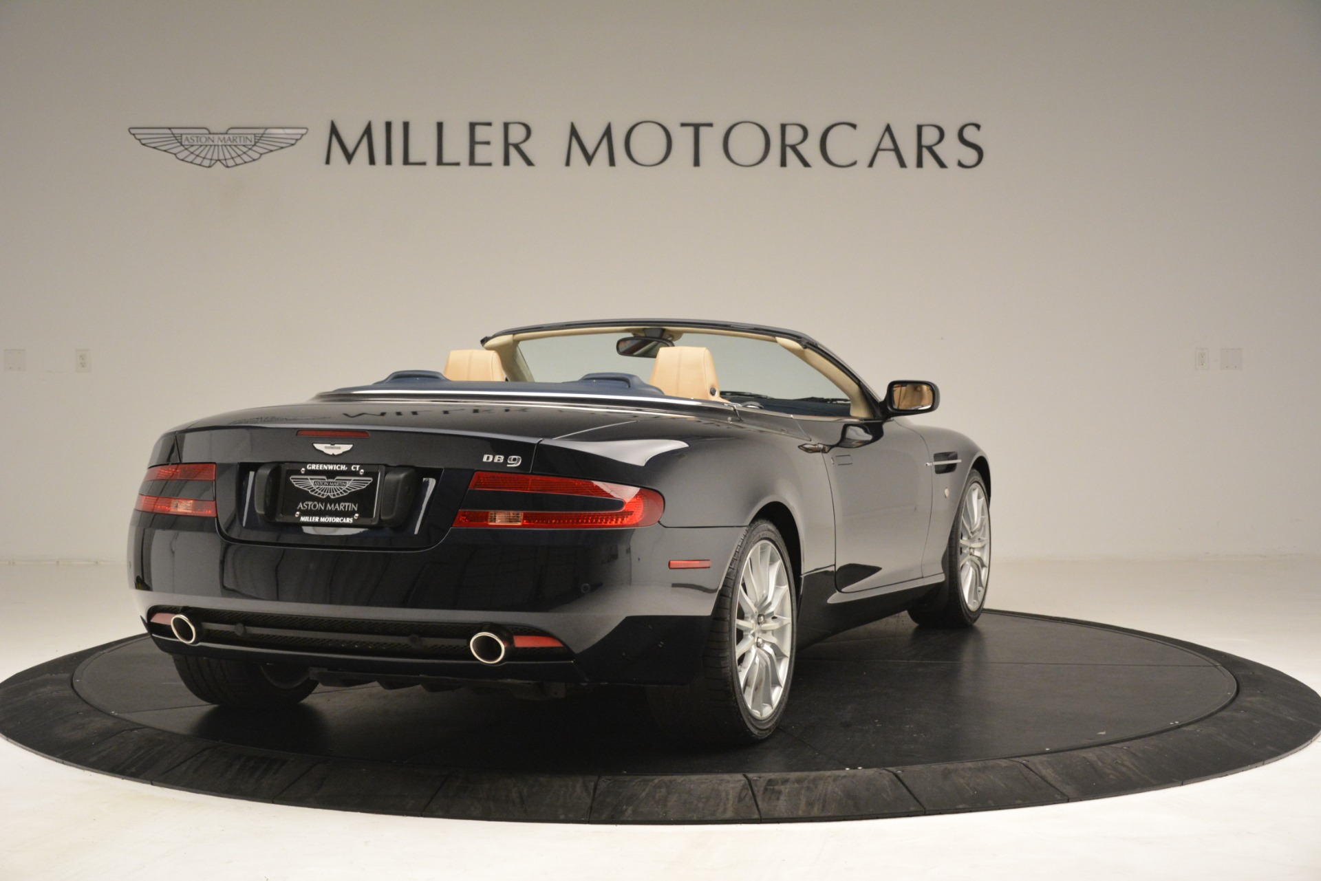 Used 2007 Aston Martin DB9 Convertible For Sale In Greenwich, CT 3291_p7