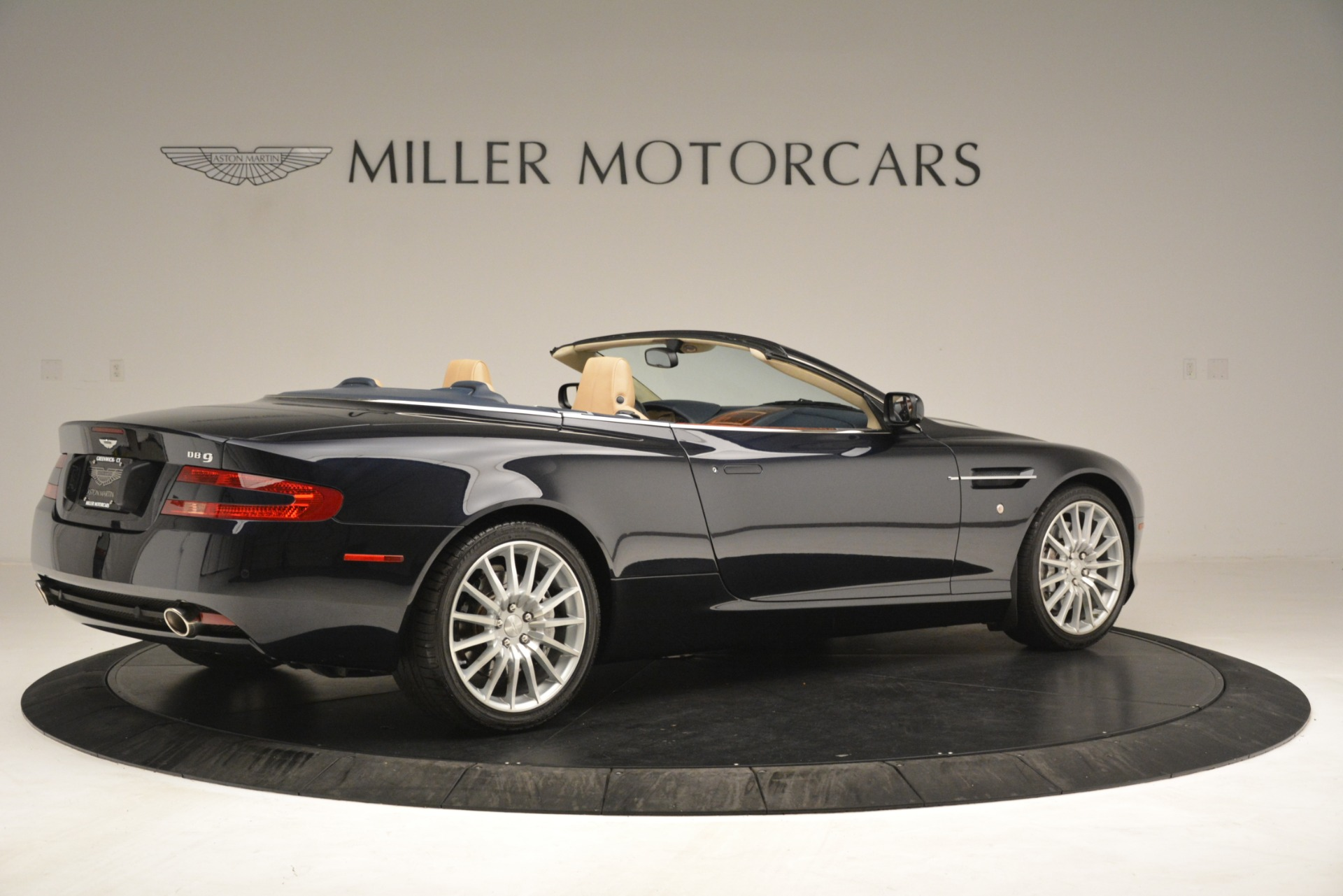 Used 2007 Aston Martin DB9 Convertible For Sale In Greenwich, CT 3291_p8
