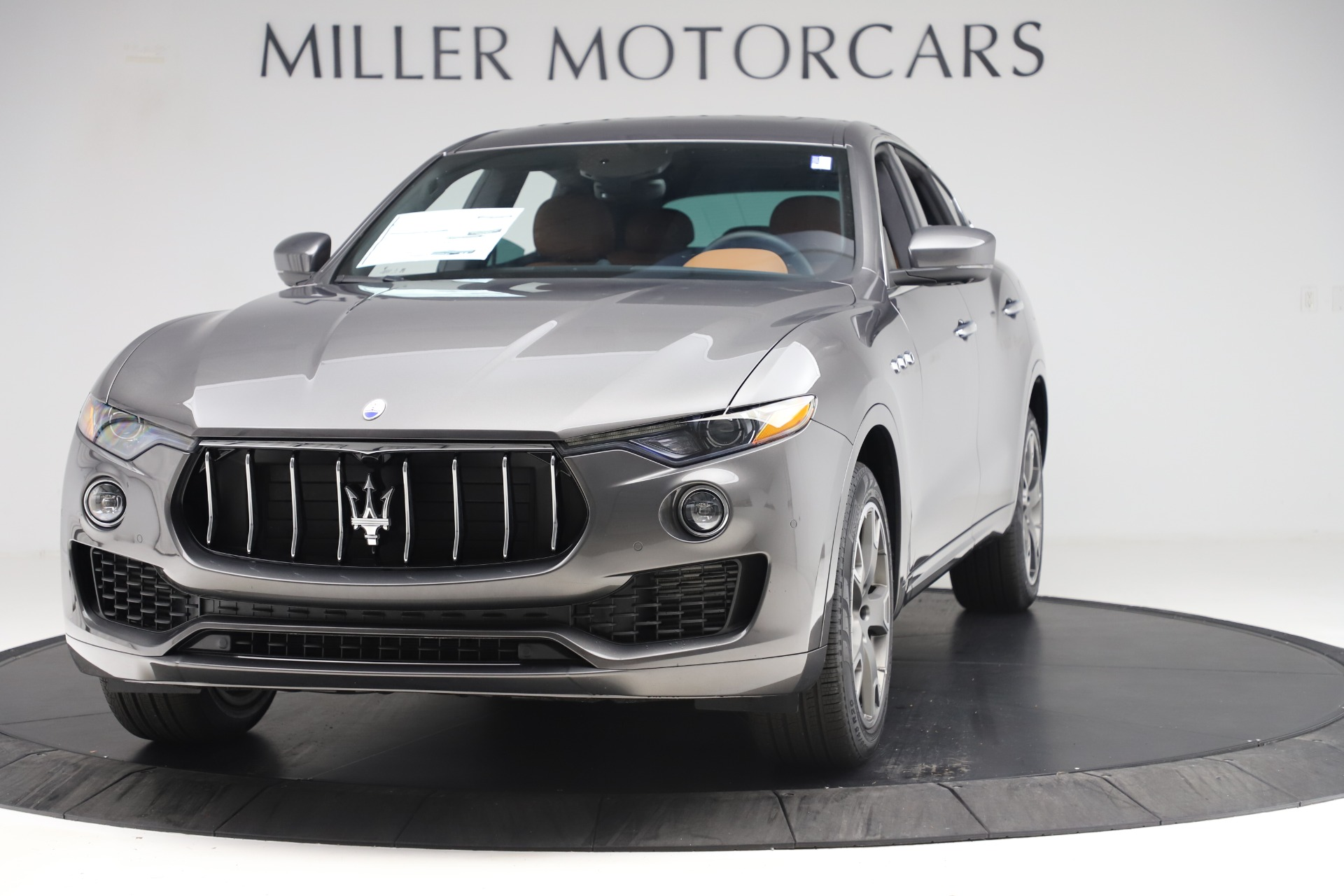 New 2019 Maserati Levante Q4 For Sale In Greenwich, CT 3292_main