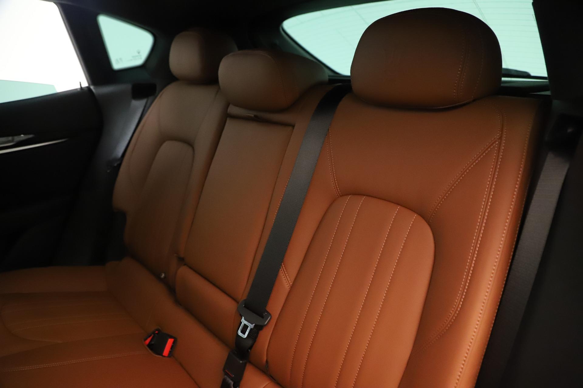 New 2019 Maserati Levante Q4 For Sale In Greenwich, CT 3293_p18