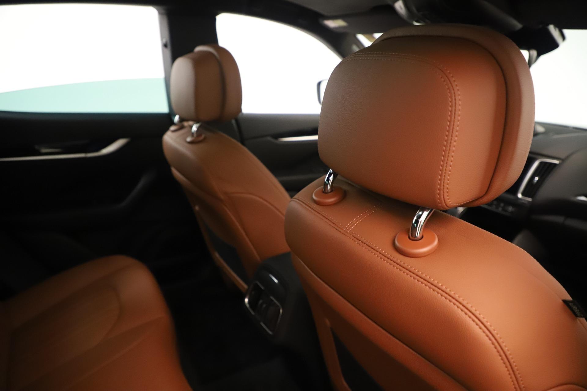 New 2019 Maserati Levante Q4 For Sale In Greenwich, CT 3293_p28