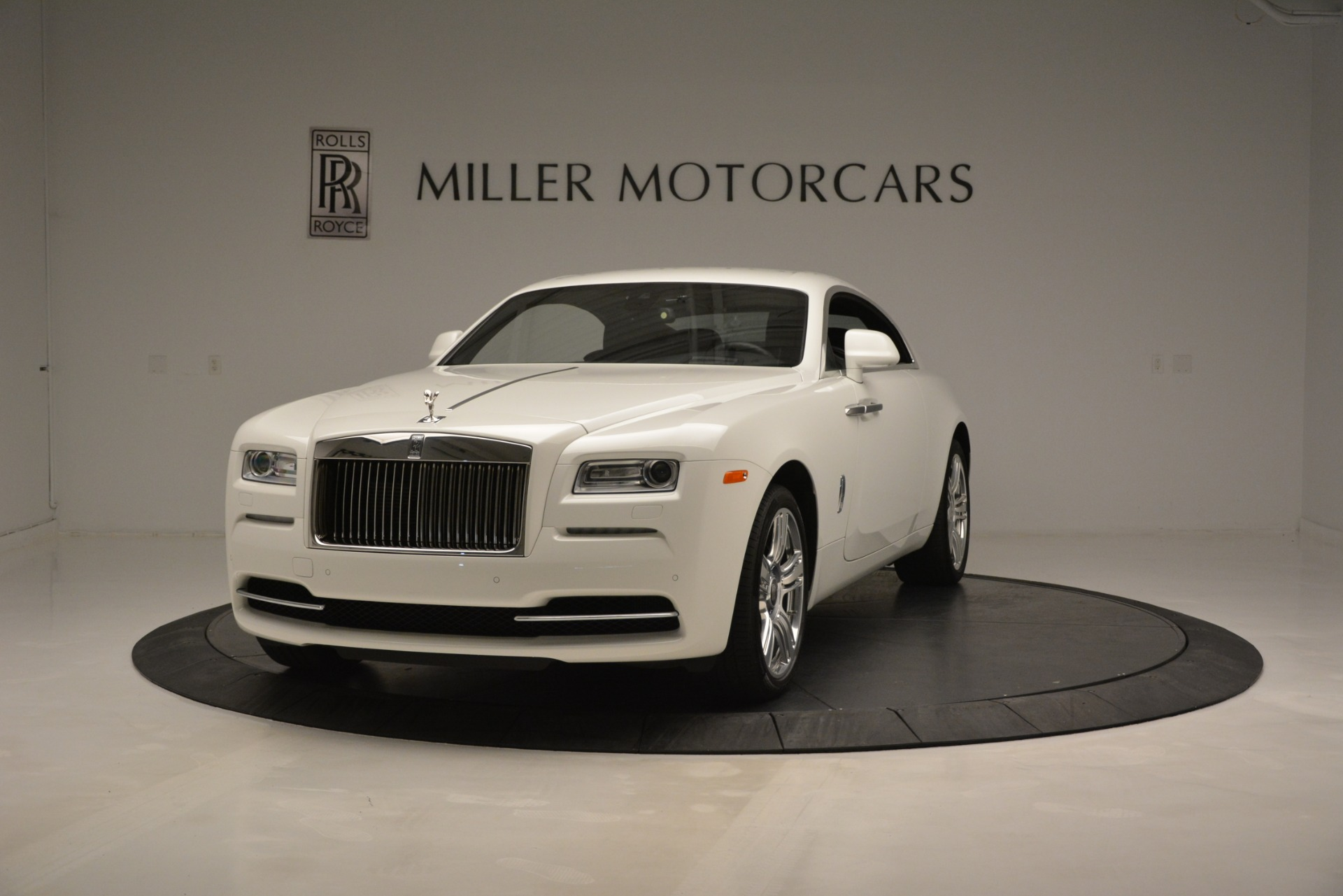 Used 2016 Rolls-Royce Wraith  For Sale In Greenwich, CT 3294_main