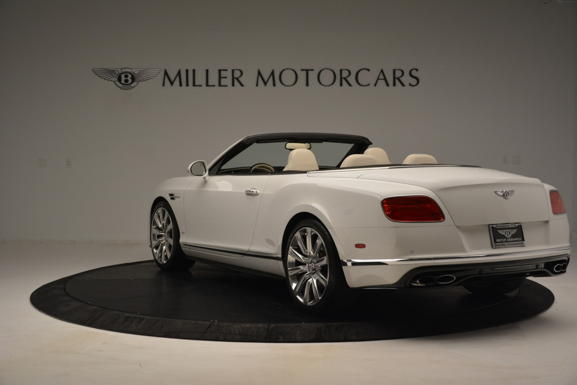 Used 2016 Bentley Continental GT V8 S For Sale In Greenwich, CT 3295_p5