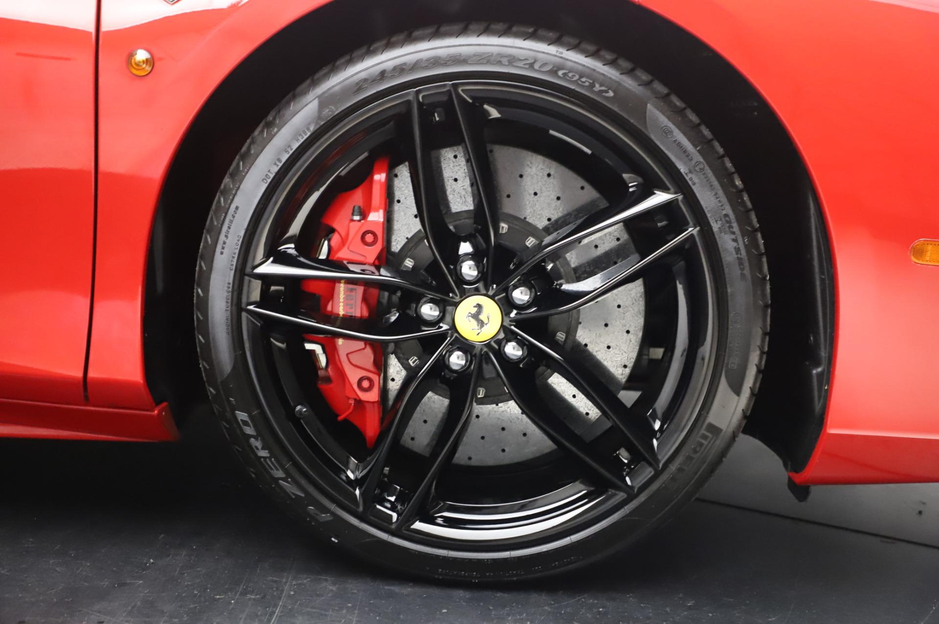Used 2017 Ferrari 488 Spider  For Sale In Greenwich, CT 3296_p19