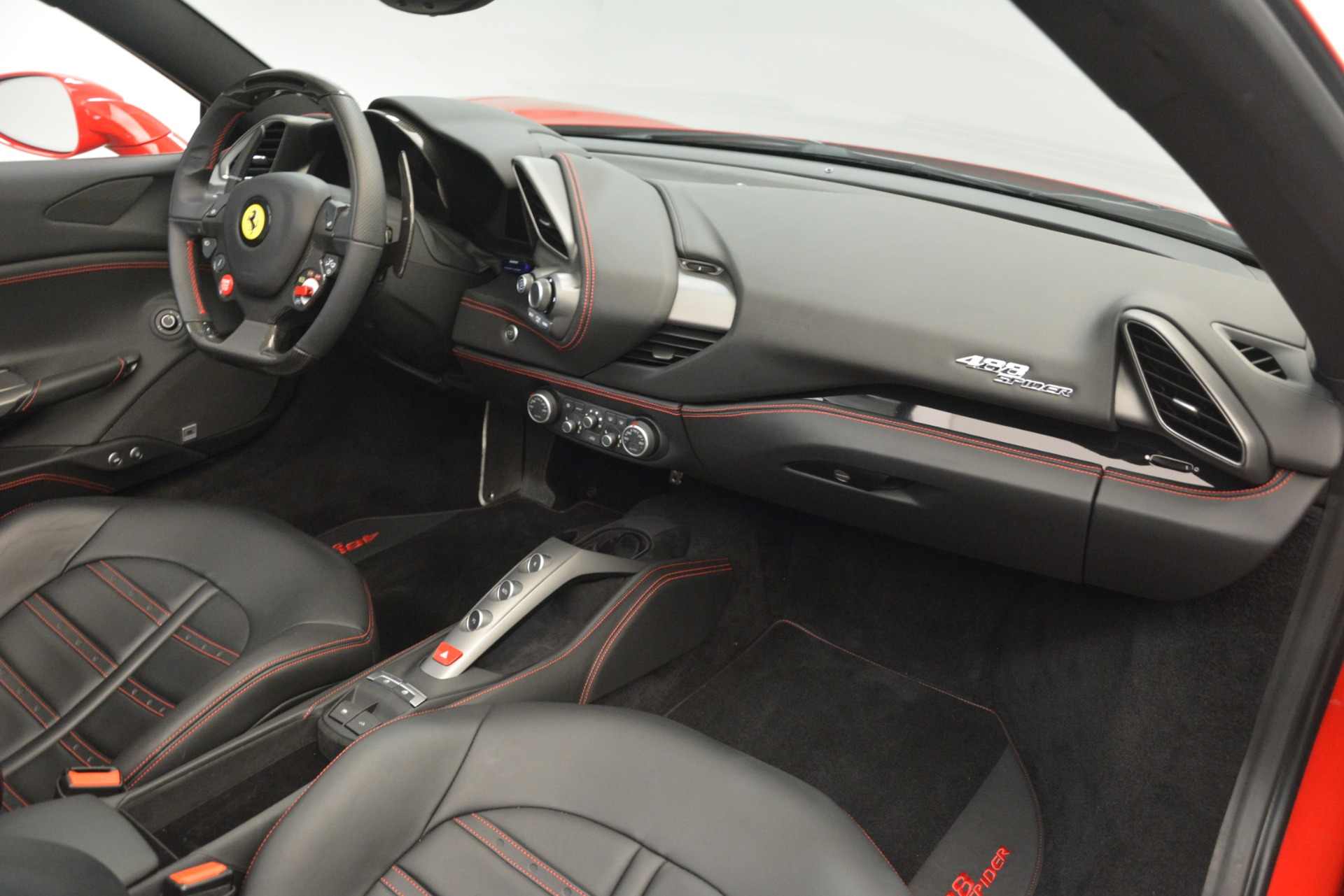 Used 2017 Ferrari 488 Spider  For Sale In Greenwich, CT 3296_p24