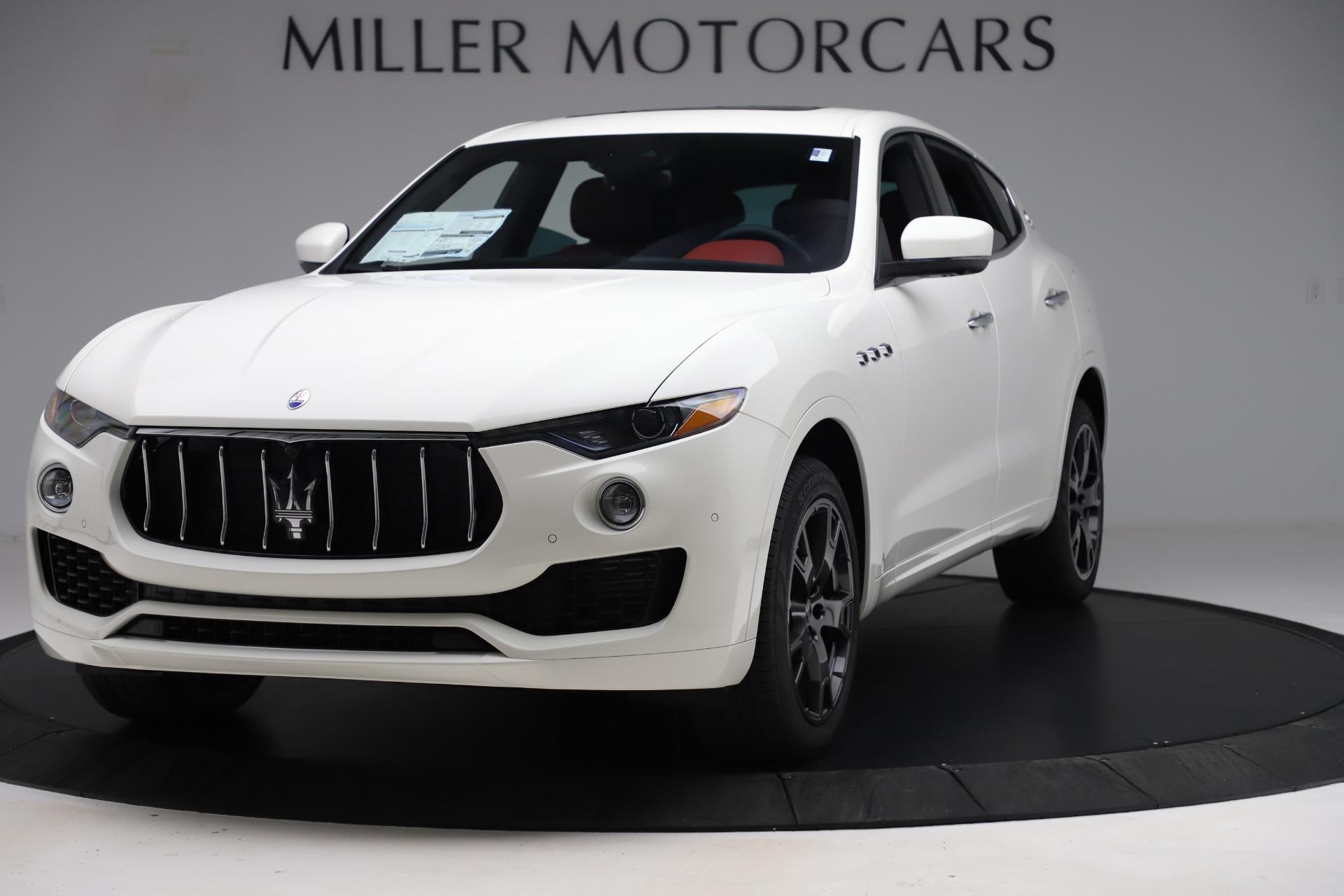New 2019 Maserati Levante Q4 For Sale In Greenwich, CT 3297_main
