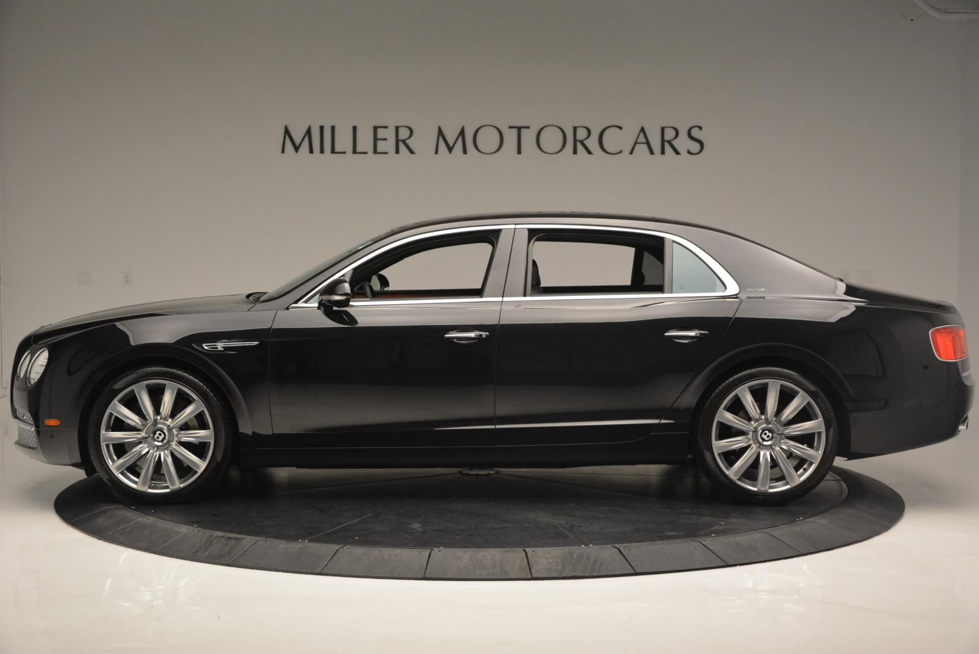 Used 2014 Bentley Flying Spur W12 For Sale In Greenwich, CT 33_p3