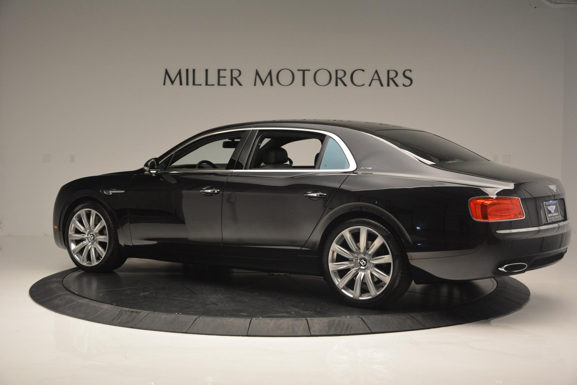 Used 2014 Bentley Flying Spur W12 For Sale In Greenwich, CT 33_p4