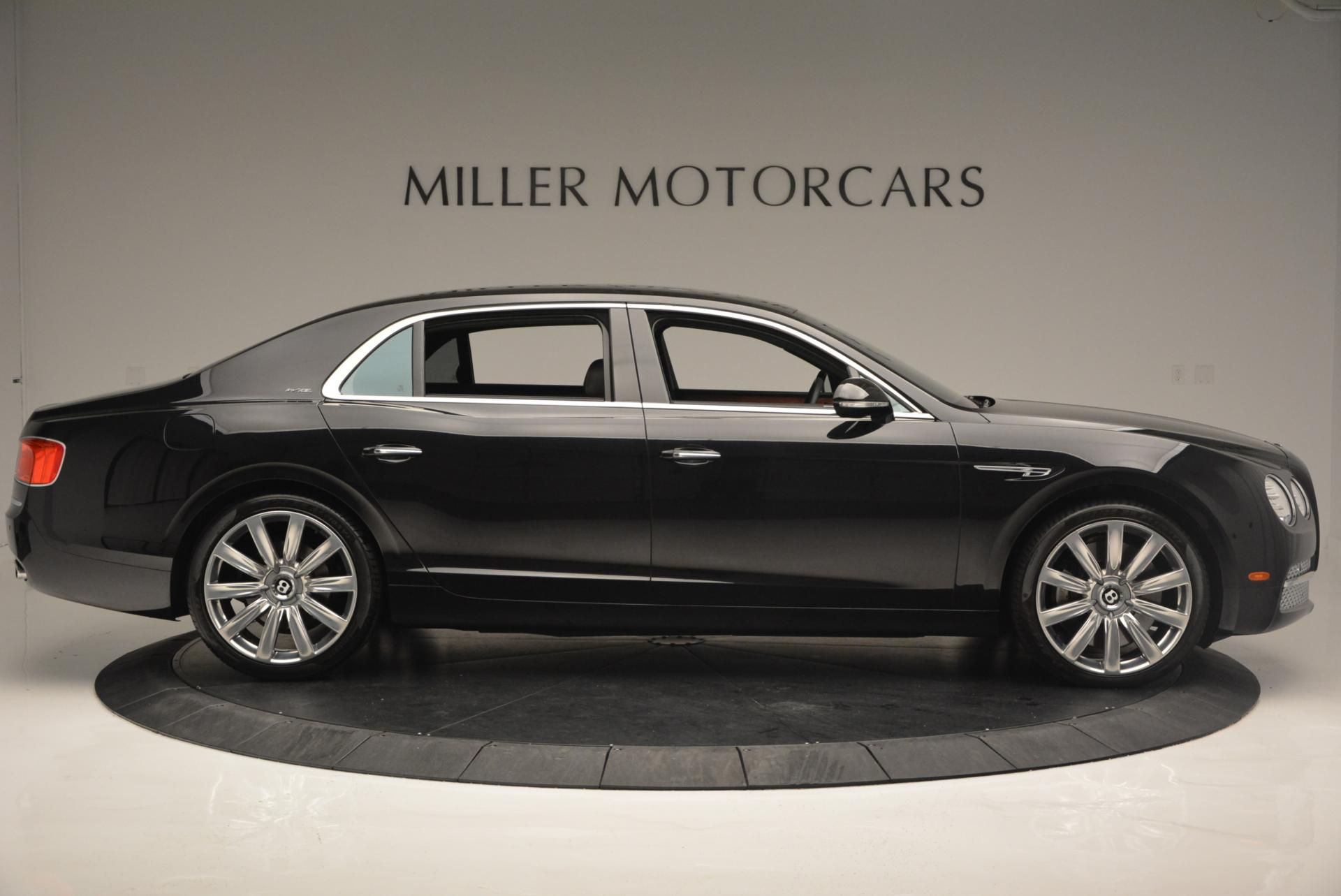 Used 2014 Bentley Flying Spur W12 For Sale In Greenwich, CT 33_p9