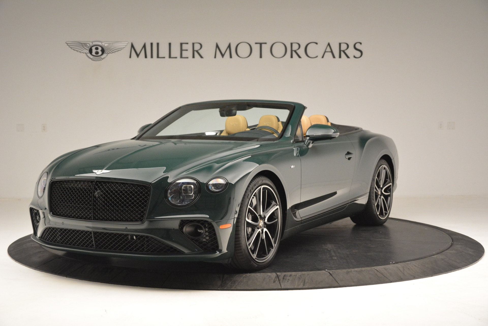 New 2020 Bentley Continental GTC V8 For Sale In Greenwich, CT