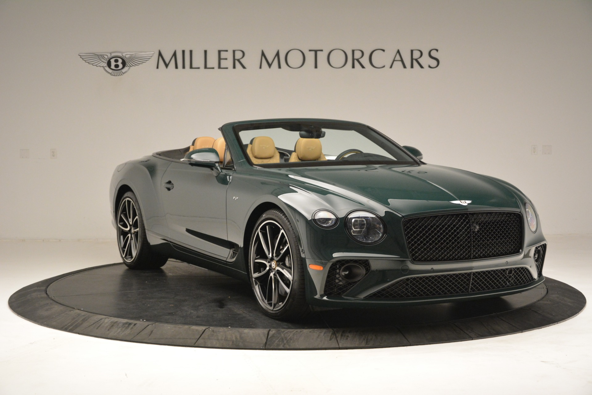 New 2020 Bentley Continental GTC V8 For Sale In Greenwich, CT 3301_p11