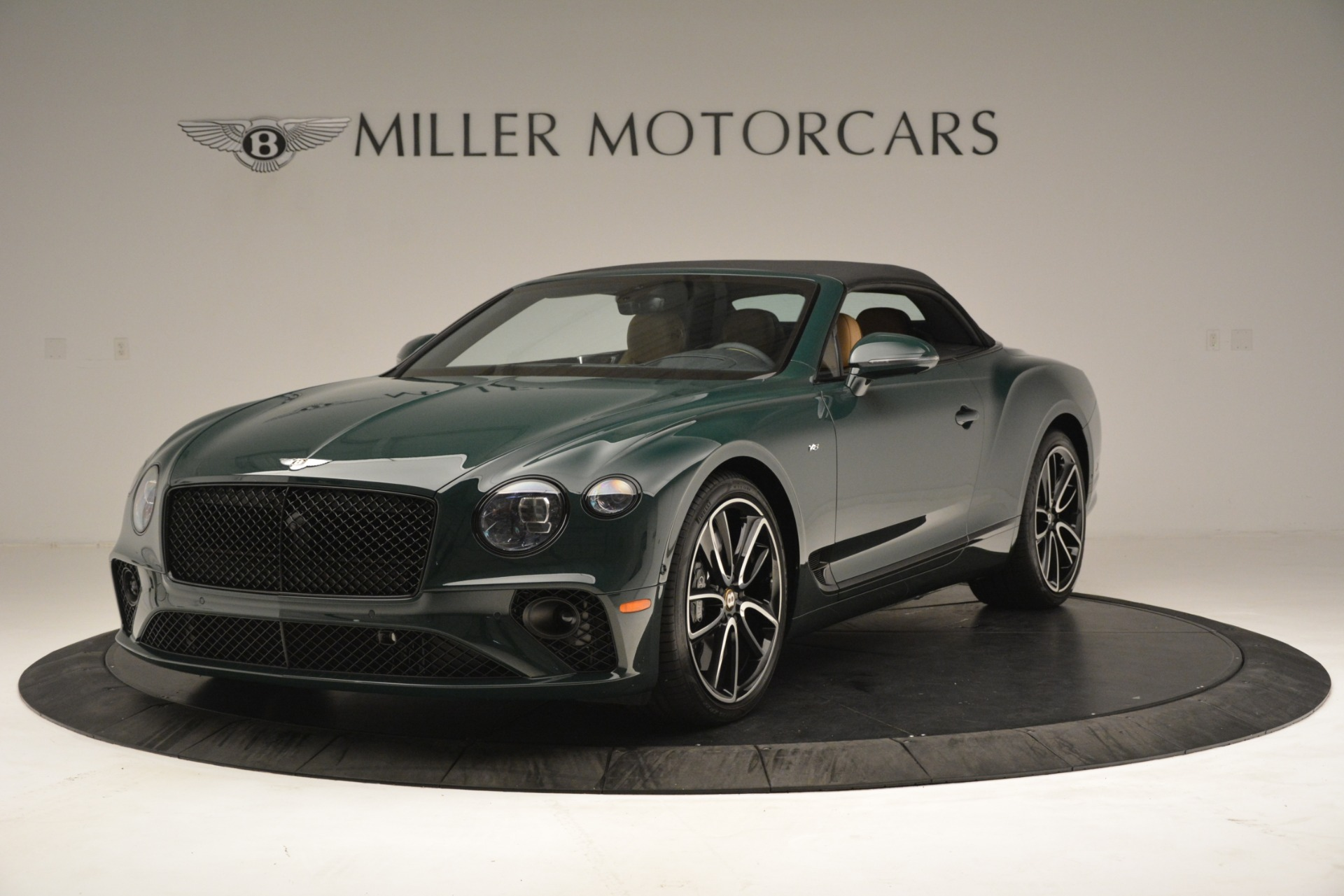 New 2020 Bentley Continental GTC V8 For Sale In Greenwich, CT 3301_p13