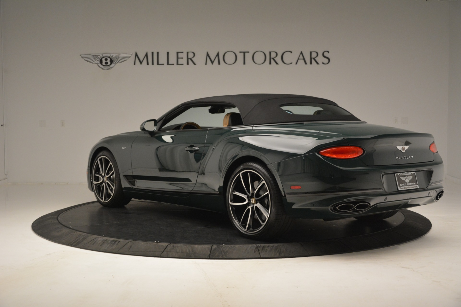 New 2020 Bentley Continental GTC V8 For Sale In Greenwich, CT 3301_p16