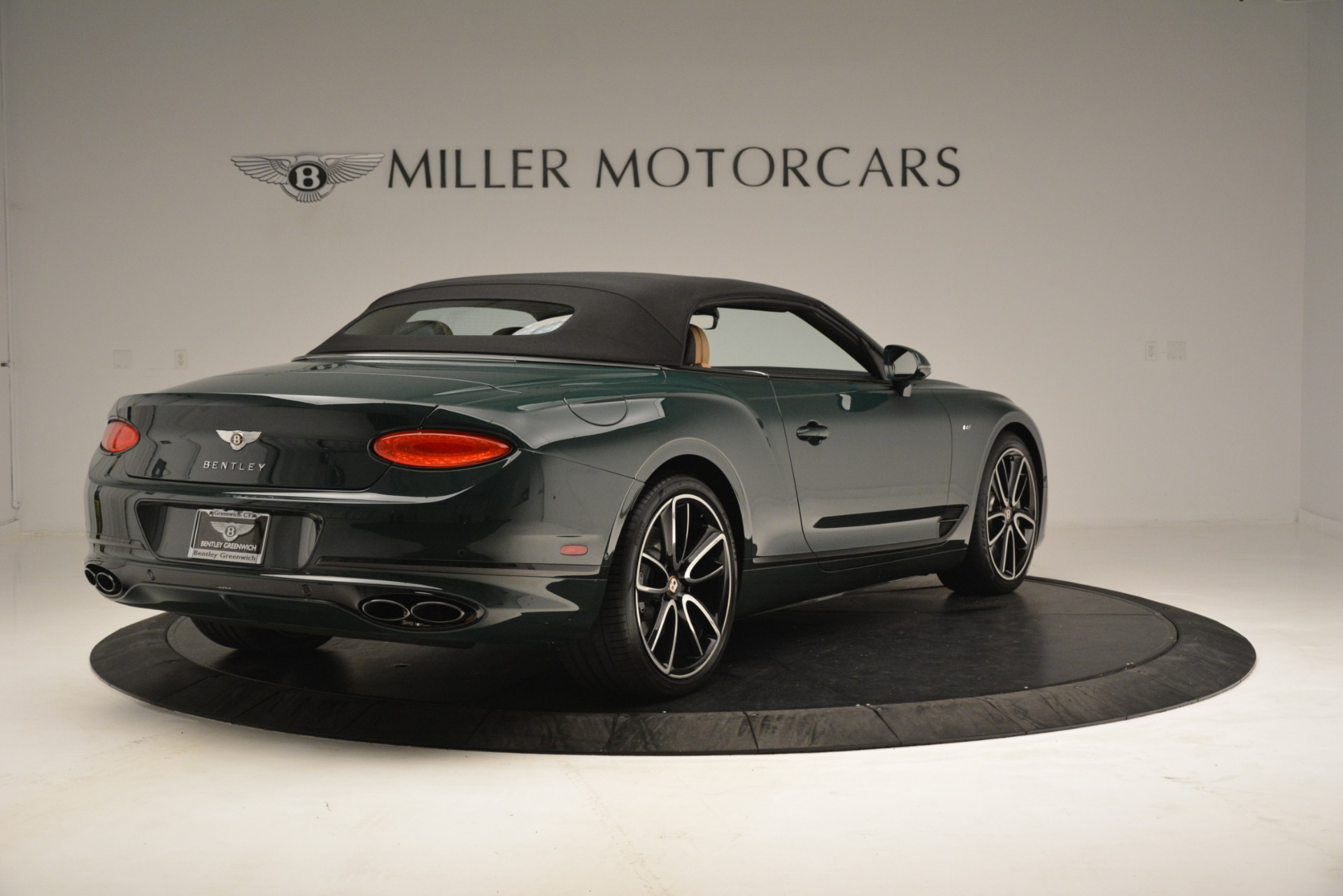 New 2020 Bentley Continental GTC V8 For Sale In Greenwich, CT 3301_p17