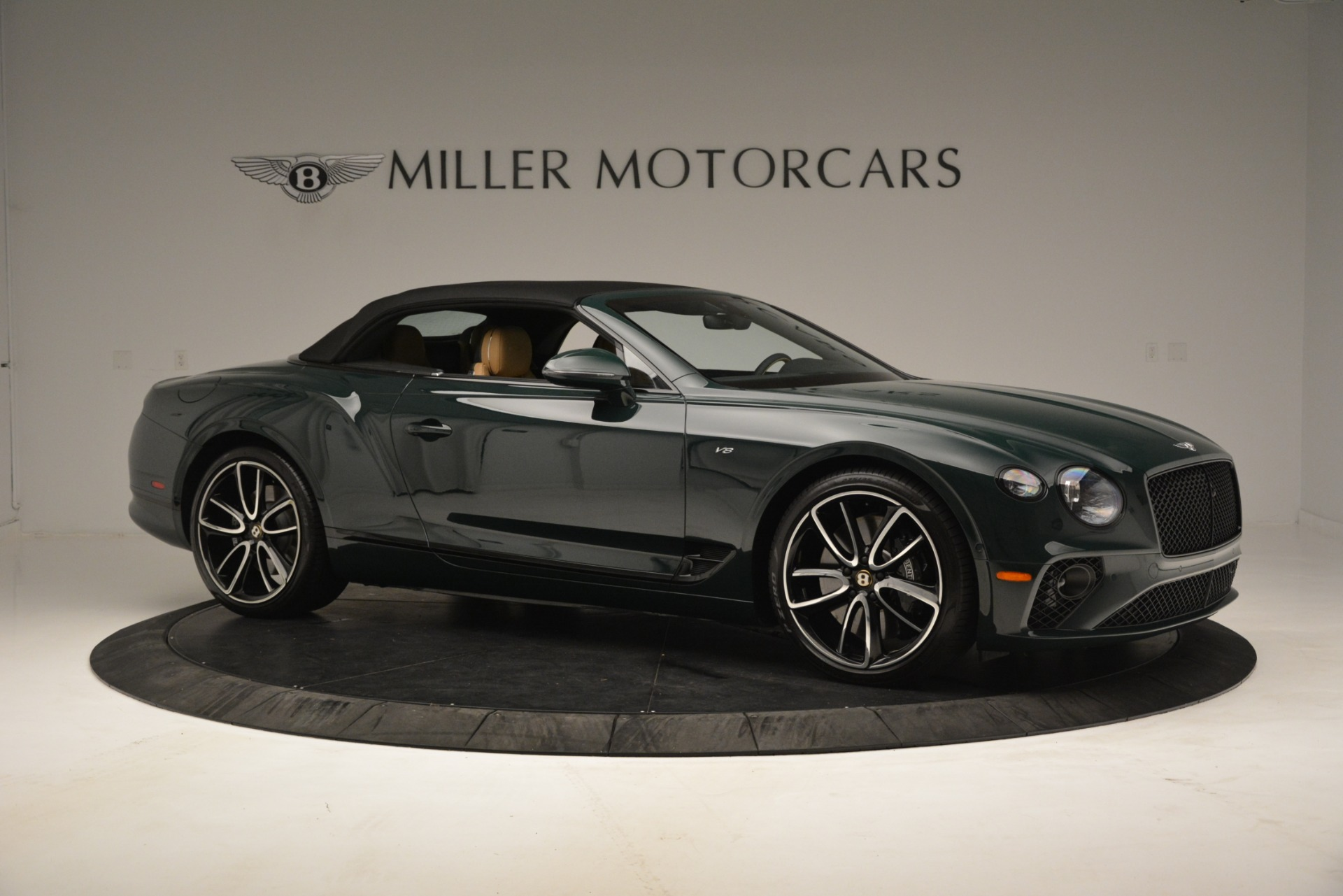 New 2020 Bentley Continental GTC V8 For Sale In Greenwich, CT 3301_p19